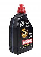 Motul 105777 Gear 300 Oil SAE 75W90 100% Synthetic 75W-90 1 Liter - 1 Pack