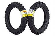 Pirelli Scorpion MX Extra J 2.50-10 Front 2.75-10 Rear Pit Bike Motorcycle Tires Set