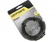 Kryptonite 210214 Keeper Combination Cable Lock Combo cable Lock 4' 120cm x 5mm