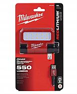 Milwaukee 2114-21 USB Rechargeable Rover Pivoting Flood Light Kit