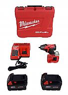 Milwaukee 2754-22 M18 FUEL 18V Brushless 3/8inch Impact Wrench W/ Friction Ring Kit