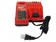 Milwaukee 48-59-1812 12V 18V M12 M18 Lithium-Ion Battery Charger
