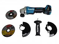 Makita XAG11Z 18V LXT Li-Ion Cordless 4.5inch-5inch Cut-Off/Angle Grinder Tool Only