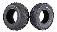 Kenda Bear Claw EX 25x10-12 Rear ATV 6 PLY Tires Bearclaw 25x10x12 - 2 Pack
