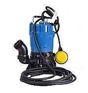 Tsurumi HSZ2.4S Float Operated Submersible Trash Pump With Agitator