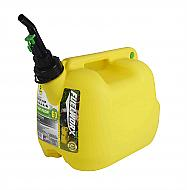 Fuelworx-Yellow-5-Gallon-Stackable-Fast-Pour-Diesel-Fuel-Cans-CARB-Compliant-Made-in-The-USA-5-Gallon-Diesel-Cans-Single-image-3