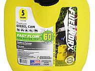 Fuelworx-Yellow-5-Gallon-Stackable-Fast-Pour-Diesel-Fuel-Cans-CARB-Compliant-Made-in-The-USA-5-Gallon-Diesel-Cans-Single-image-8