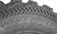 Kenda-Bear-Claw-EX-22x8-10-Front-ATV-6-PLY-Tire-Bearclaw-22x8x10-Single-Tire-image-3