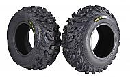 Kenda Bear Claw EX 27x10-12 Front ATV 6 PLY Tires Bearclaw 27x10x12 - 2 Pack