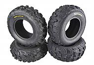 Kenda Bear Claw EX 24x8-11 F 24x10-11 R ATV 6 PLY Tires Bearclaw - 4 Pack Set
