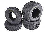 Kenda Bear Claw EX 21x7-10 F 22x11-10 R ATV 6 PLY Tires Bearclaw - 4 Pack Set