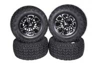 MASSFX-20-Golf-Cart-Tire-Black-Machined-Wheel-20x10-10-Tire-10x7-4-4-Rim-4-PACK-image-1