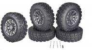 MASSFX-VY-30x10-14-Tire-w-Gunmetal-14x7-4-156-Rims-Wheel-Tire-Kit-with-Spare-image-1