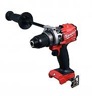 Milwaukee 2804-20 Fuel M18 1/2-inch Cordless Brushless Hammer Drill - Bare Tool
