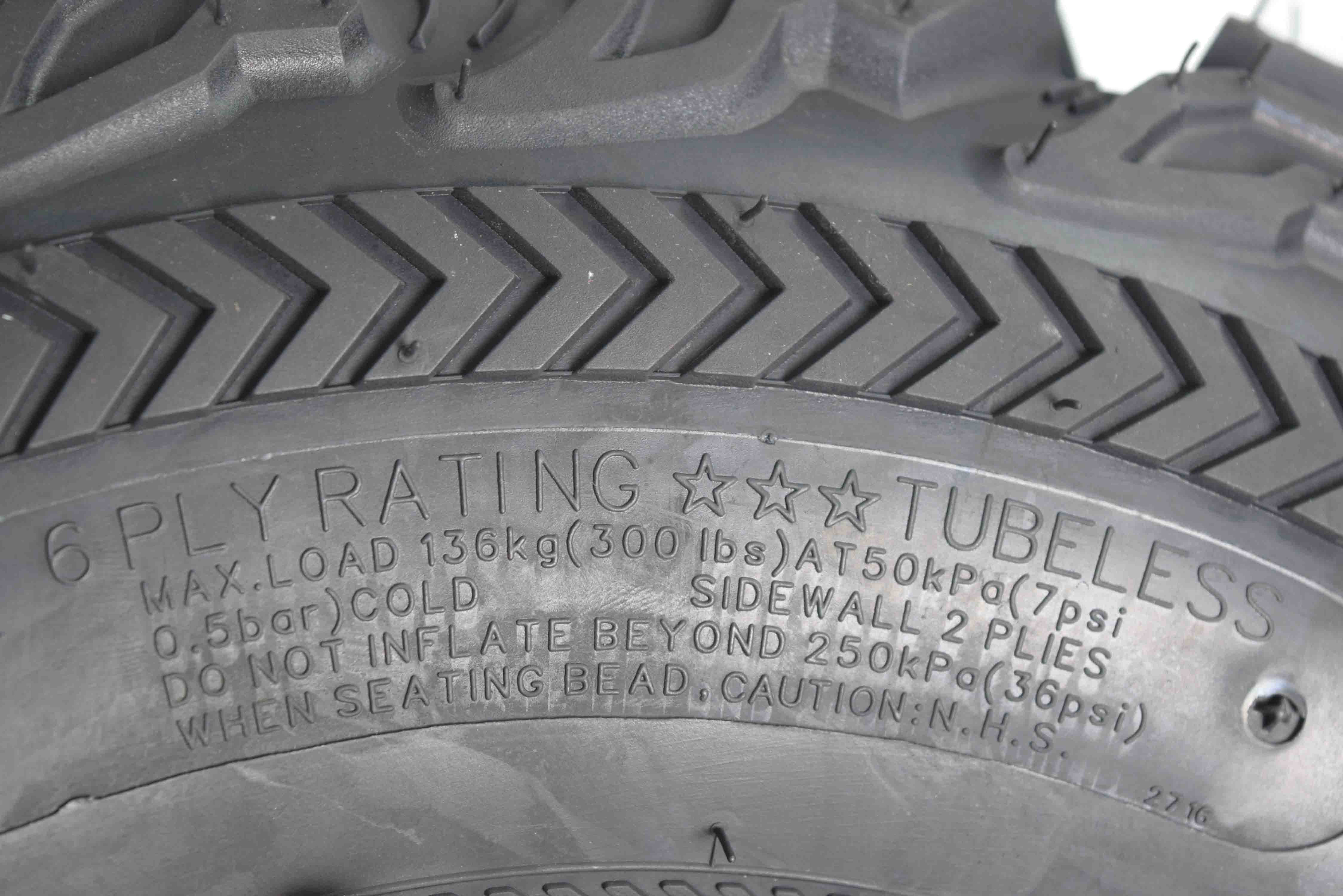 Kenda-Bear-Claw-EX-23x8-10-Front-ATV-6-PLY-Tire-Bearclaw-23x8x10-Single-Tire-image-5