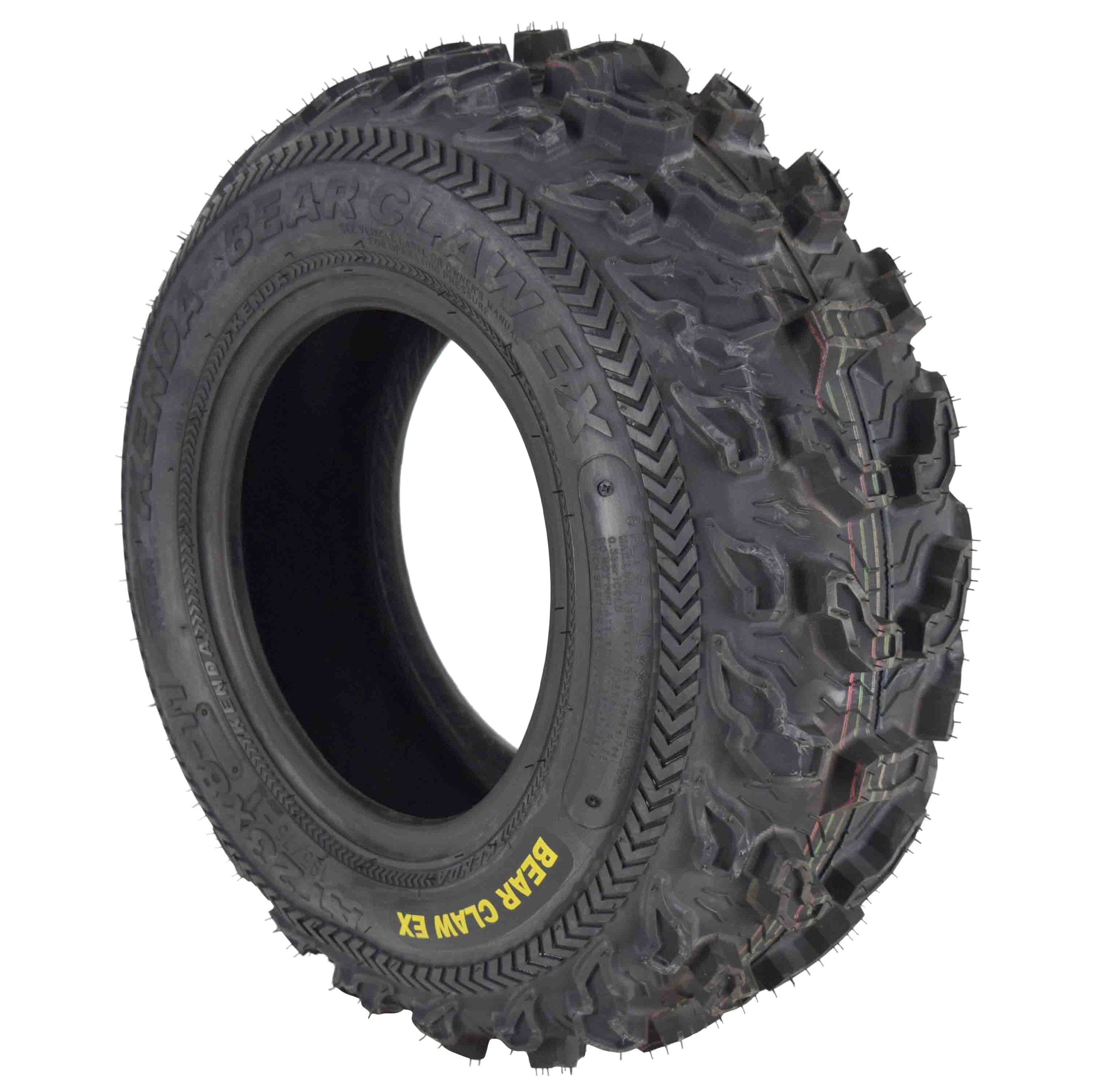 Kenda-Bear-Claw-EX-23x8-11-Front-ATV-6-PLY-Tire-Bearclaw-23x8x11-Single-Tire-image-1