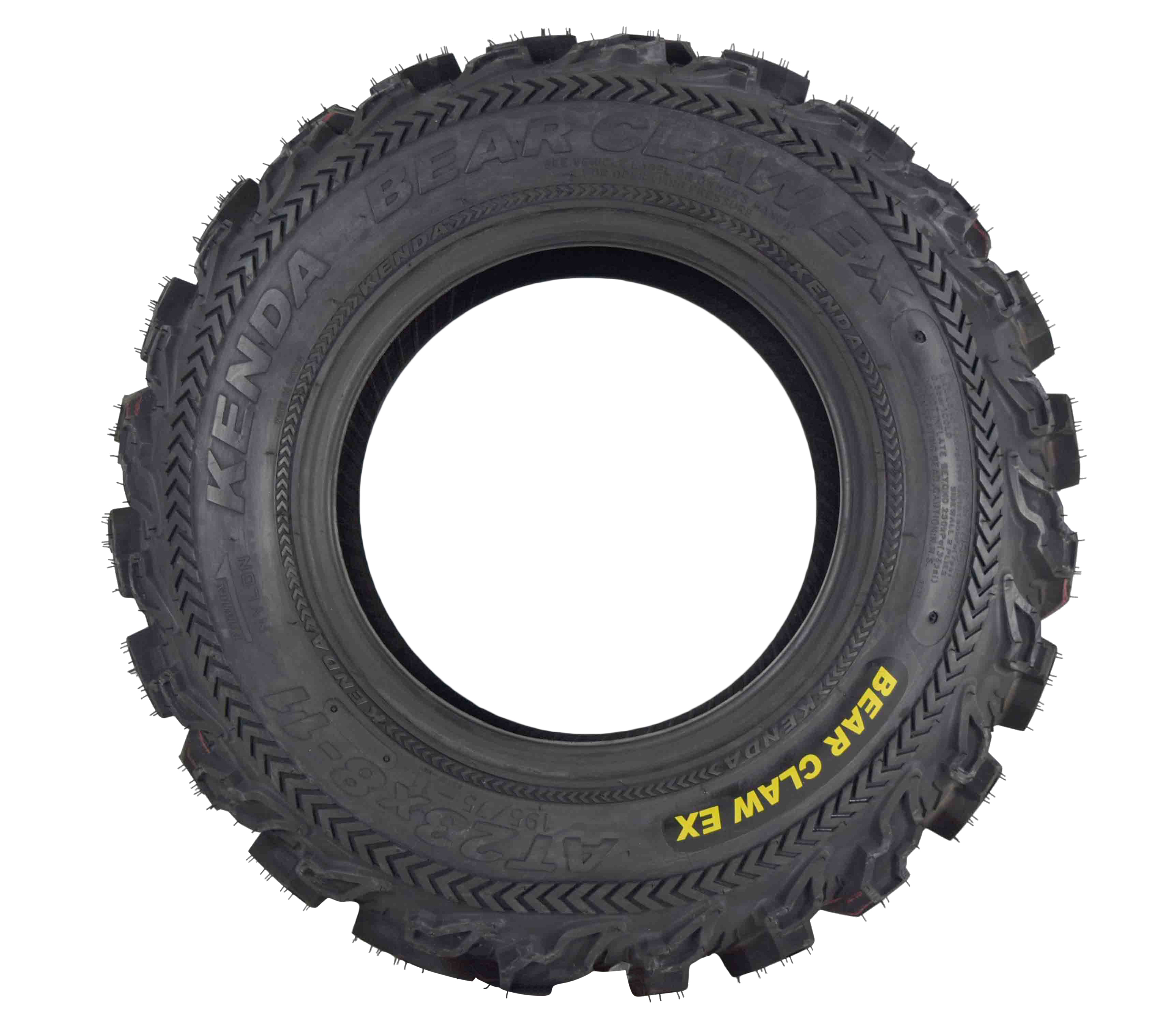 Kenda-Bear-Claw-EX-23x8-11-Front-ATV-6-PLY-Tire-Bearclaw-23x8x11-Single-Tire-image-2