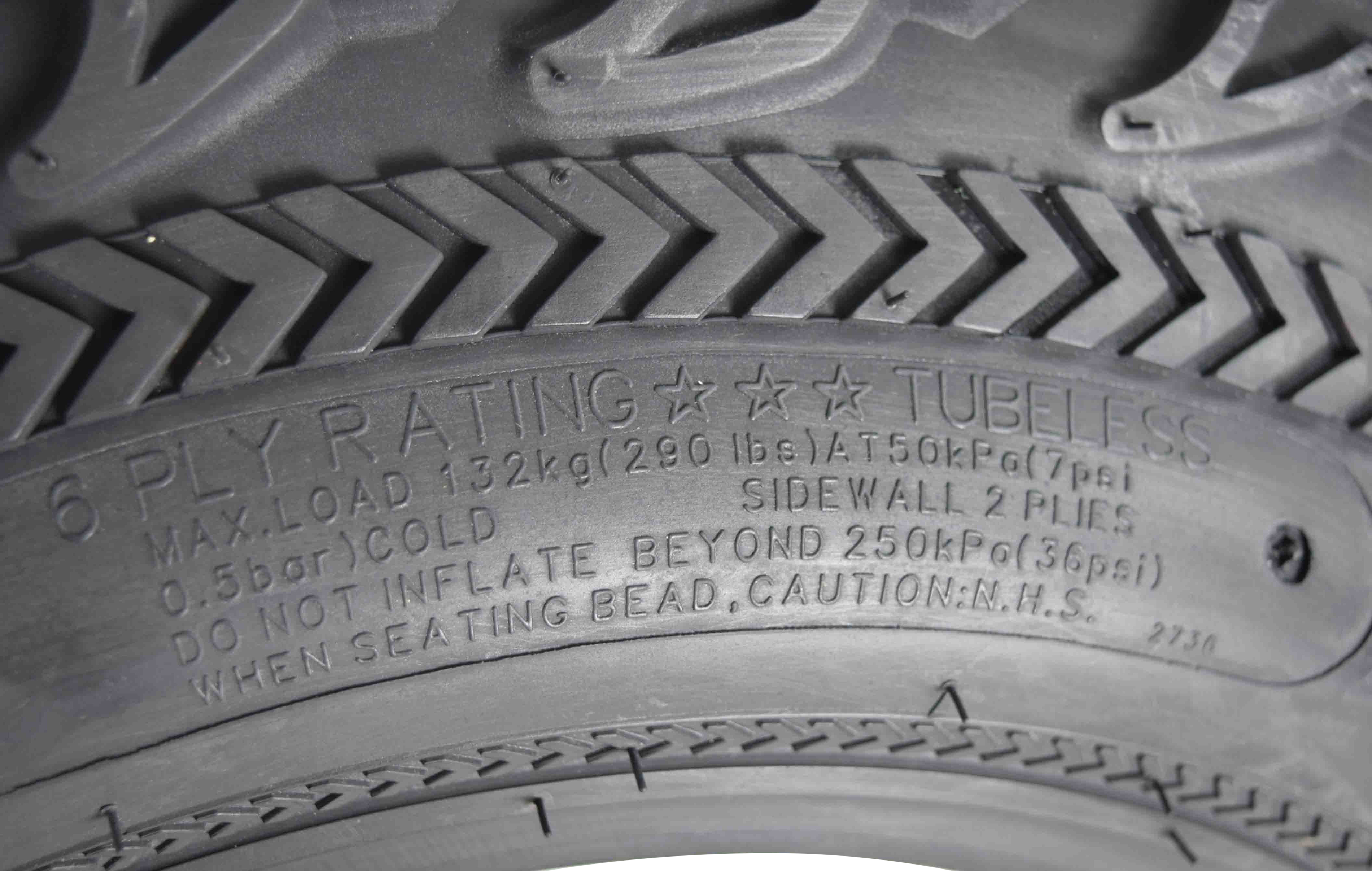 Kenda-Bear-Claw-EX-23x8-11-Front-ATV-6-PLY-Tire-Bearclaw-23x8x11-Single-Tire-image-5