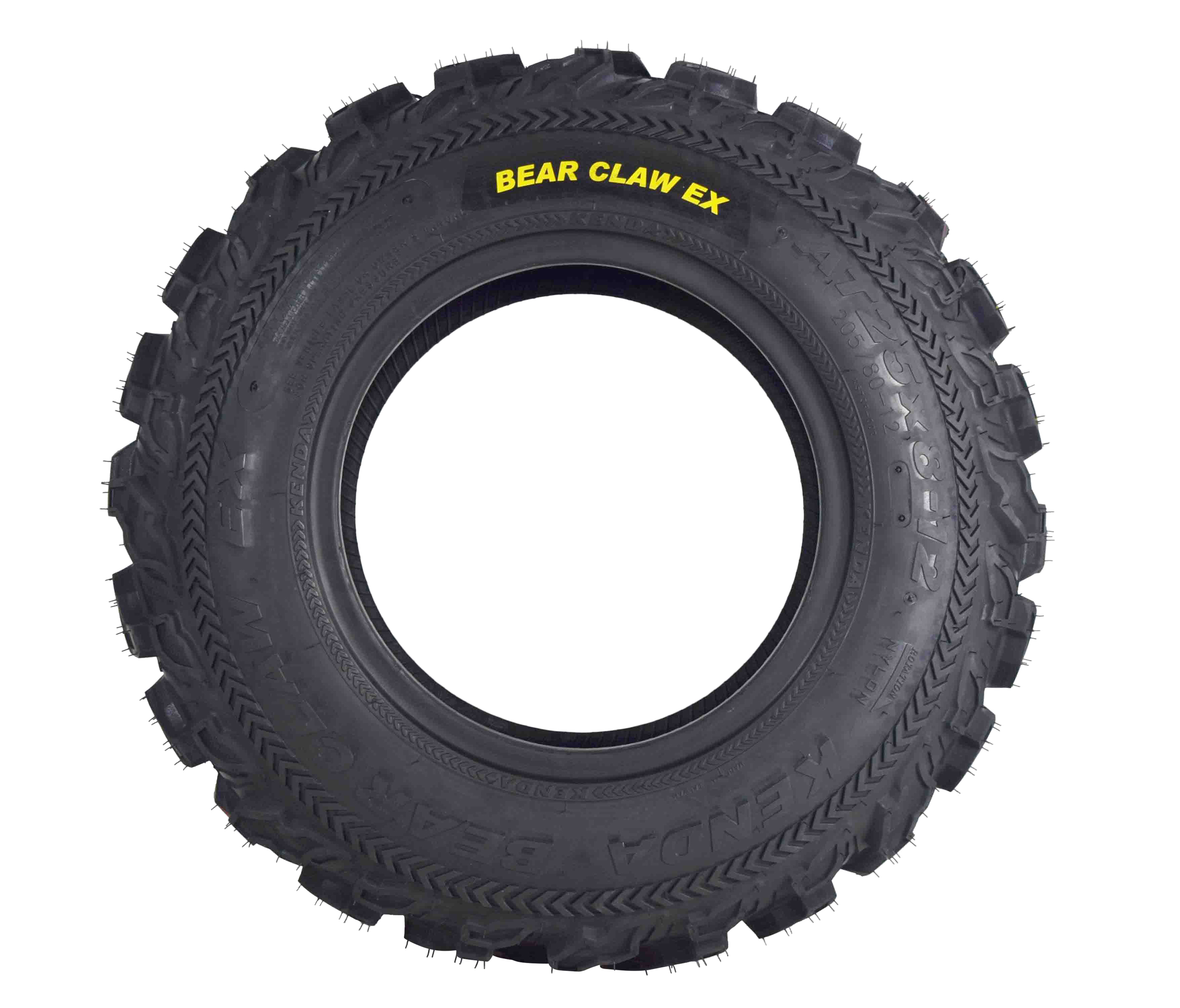 Kenda-Bear-Claw-EX-25x8-12-F-25x11-10-R-ATV-6-PLY-Tires-Bearclaw-4-Pack-Set-image-3