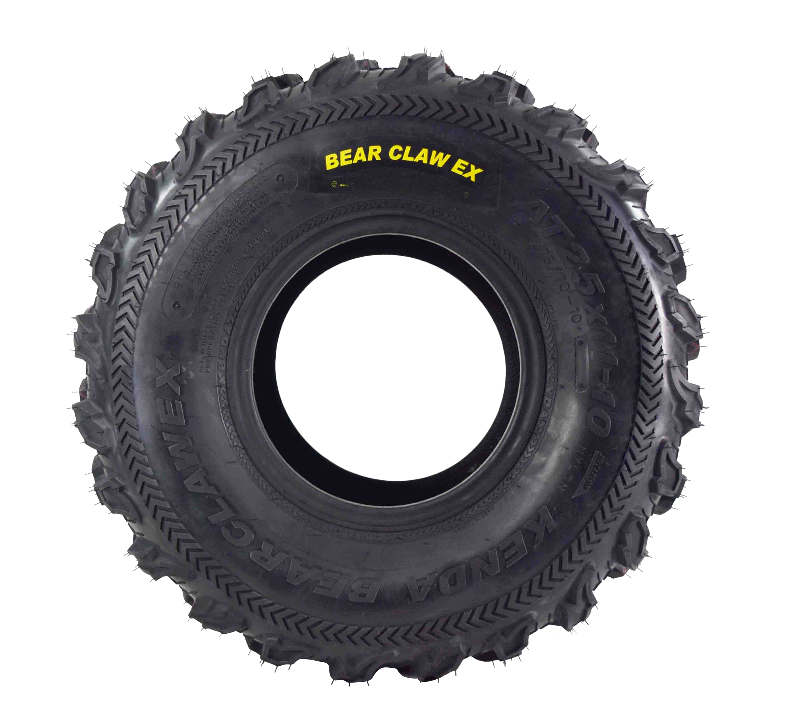 Kenda-Bear-Claw-EX-25x8-12-F-25x11-10-R-ATV-6-PLY-Tires-Bearclaw-4-Pack-Set-image-8