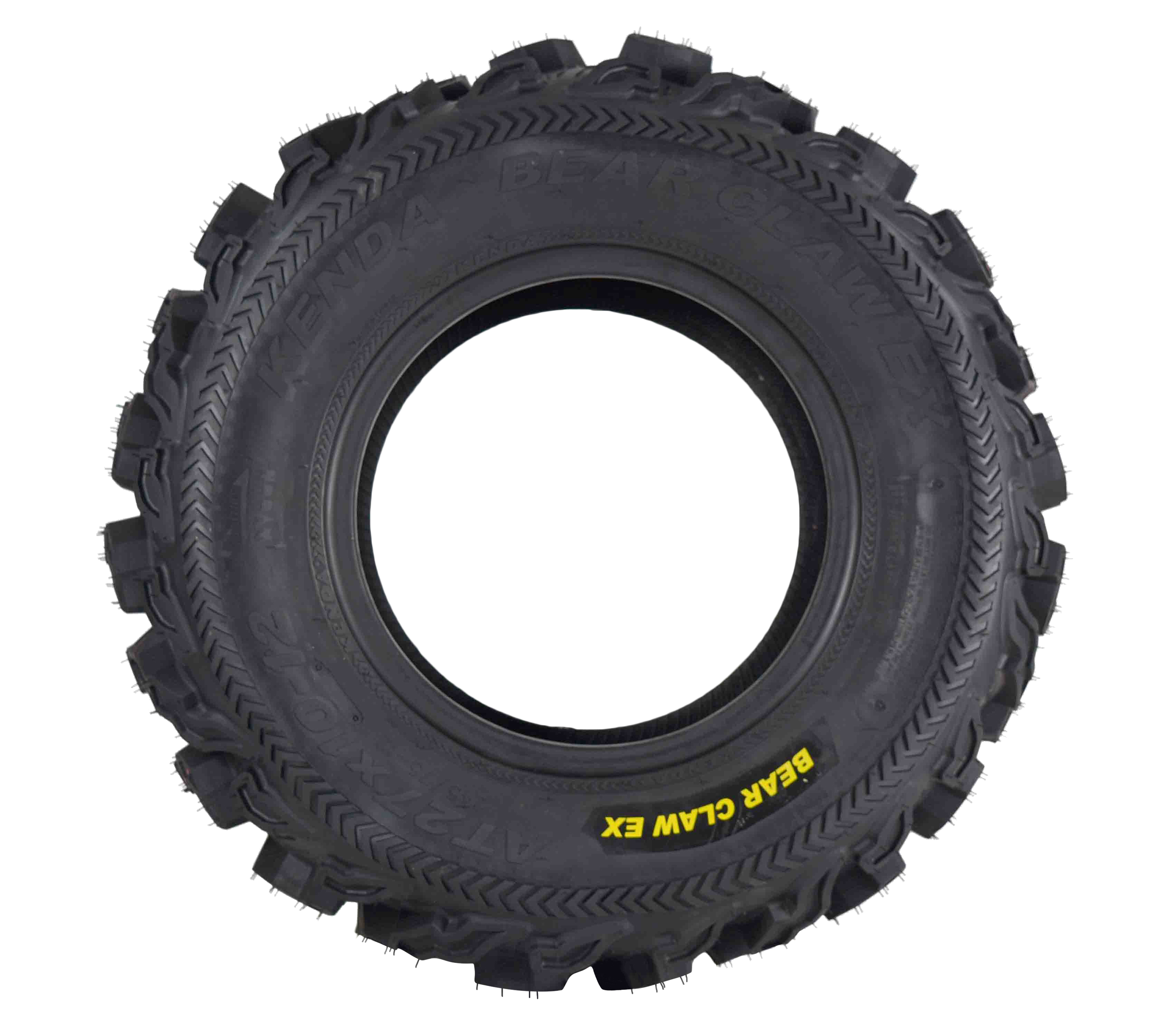 Kenda-Bear-Claw-EX-27x10-12-Front-ATV-6-PLY-Tire-Bearclaw-27x10x12-Single-Tire-image-2