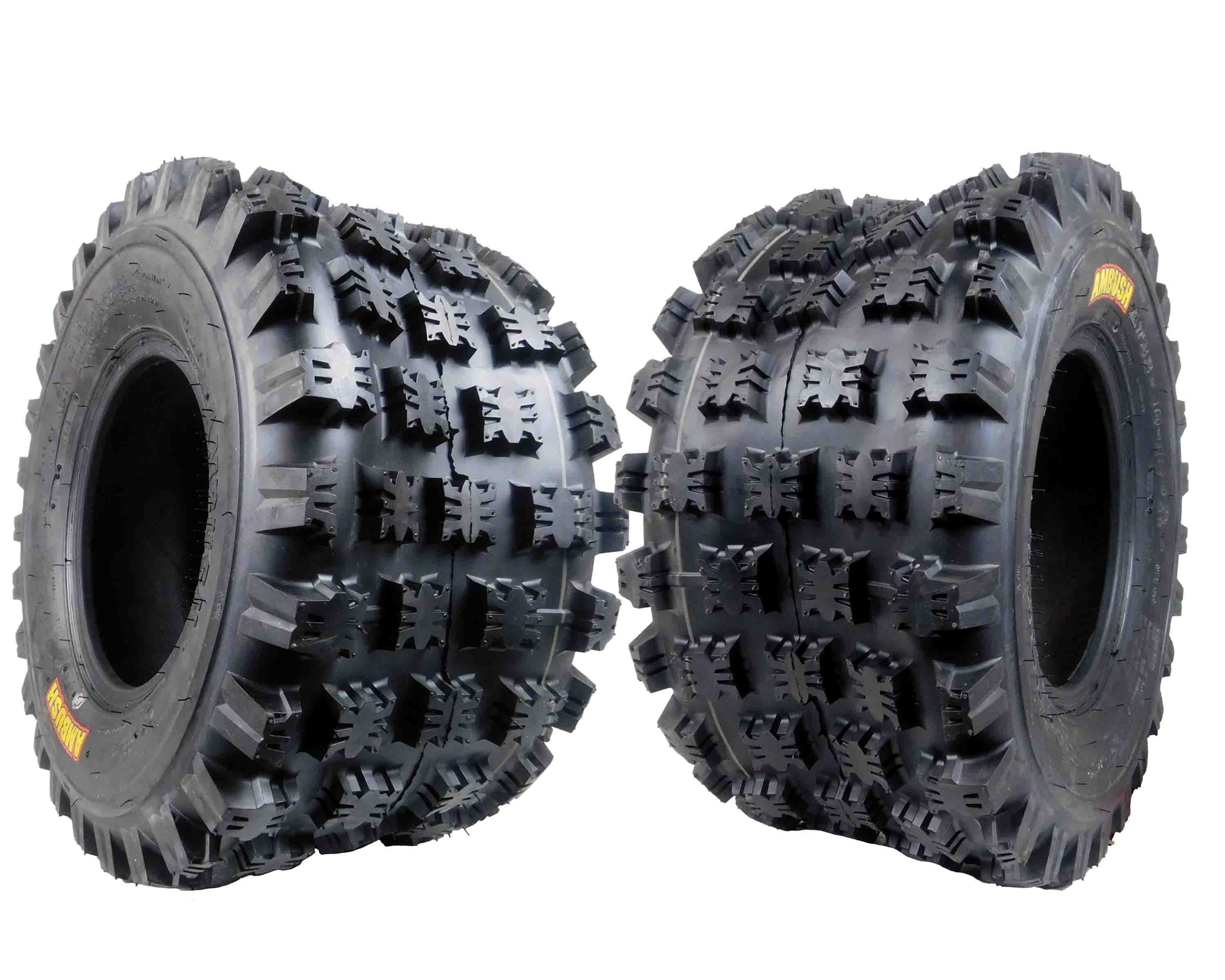 Ambush-22x10-10-ATV-Tire-2-Pack-Rear-4ply-image-1