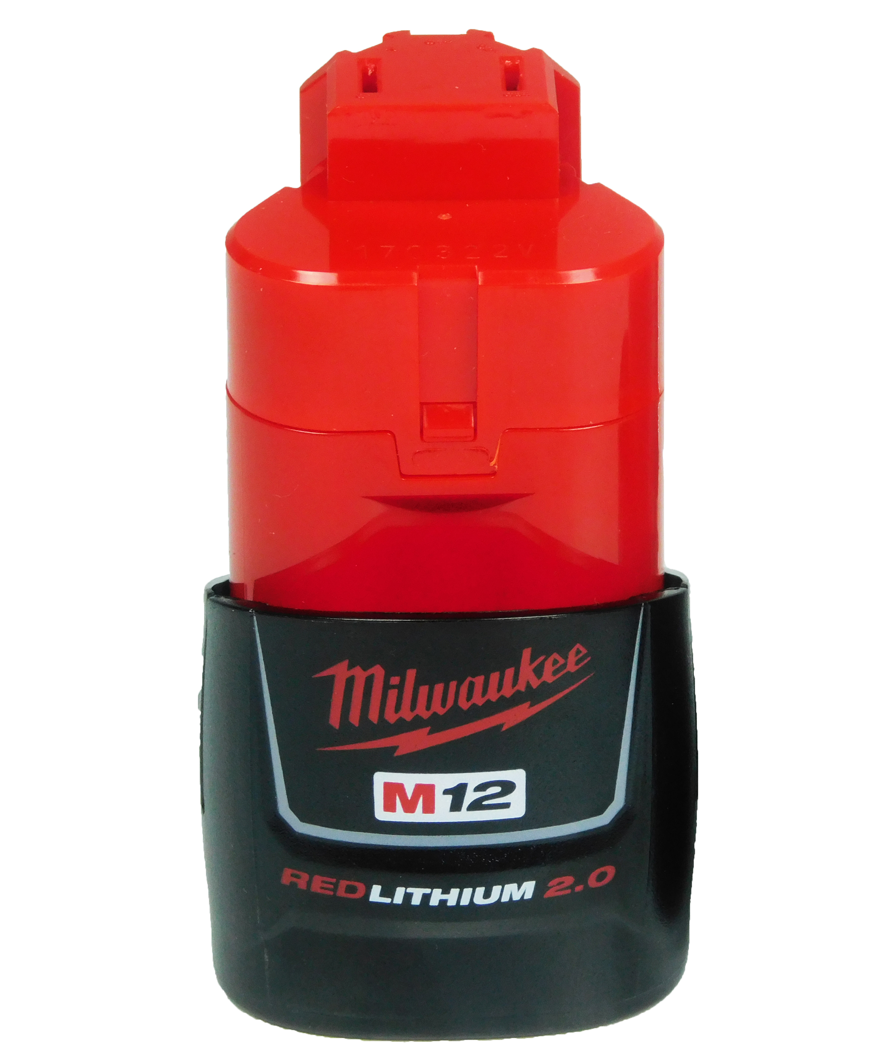Milwaukee-48-11-2420-12V-volt-MAX-Lithium-Ion-Battery-Pack-2-Ah-Single-Pack-image-1