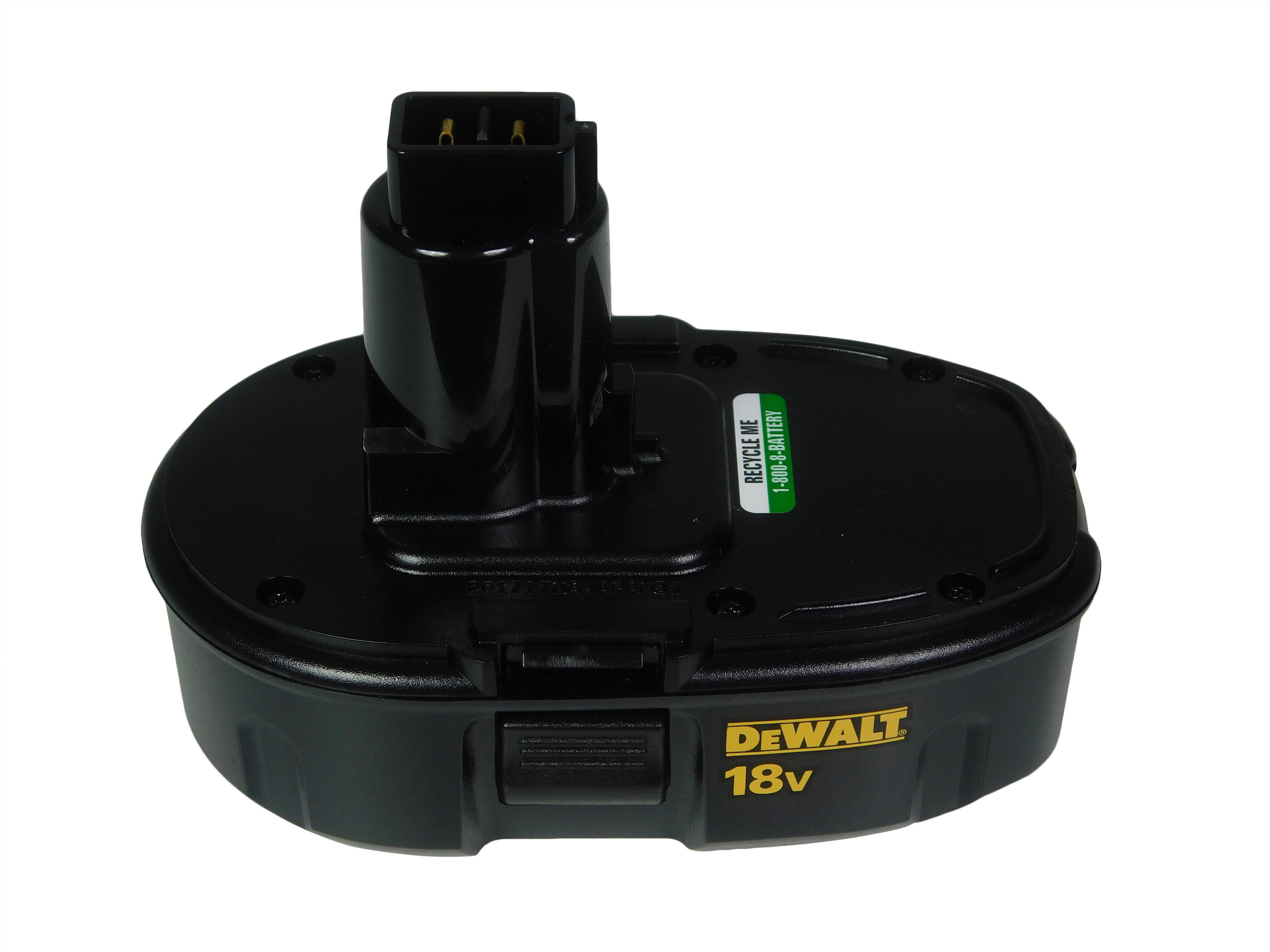 Dewalt-DC9098-18V-Ni-Cad-Battery-Single-Pack-image-13