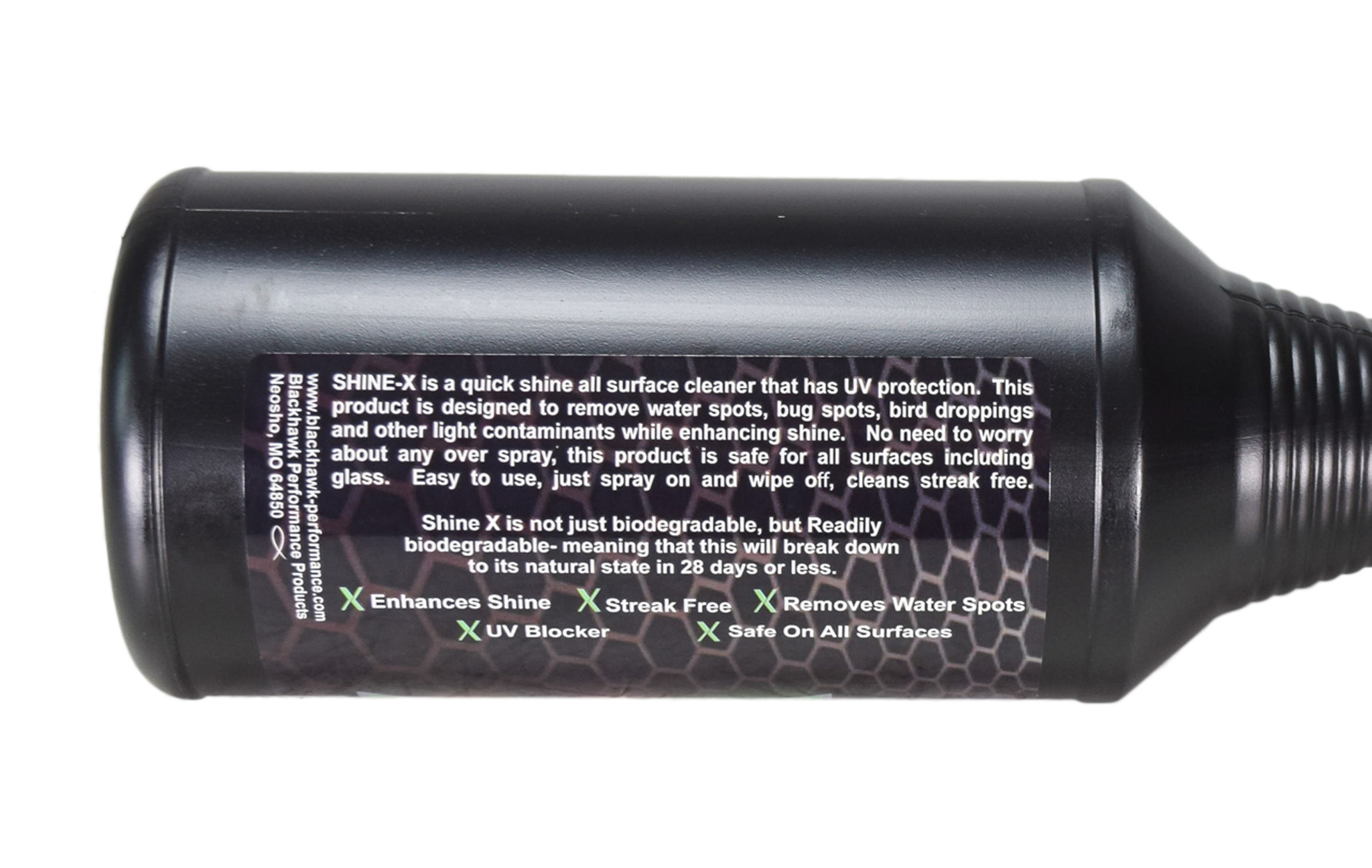 Blackhawk-Lubricants-Shine-X-Multi-Surface-Cleaner-Water-Spot-Remover-and-UV-Protectant-image-5