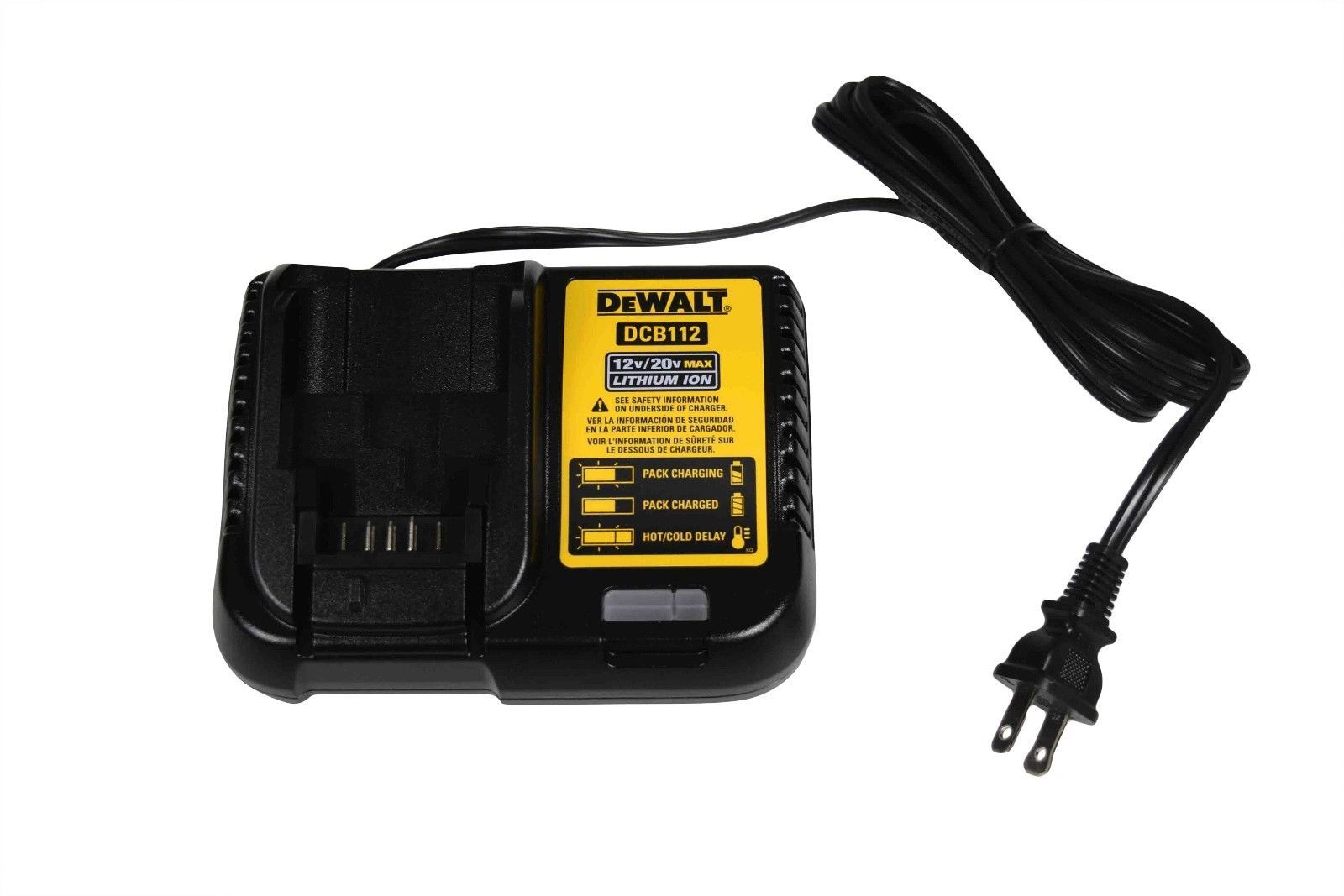 Dewalt-DCB112-NBX-20V-Lithium-Ion-Battery-Charger-image-1