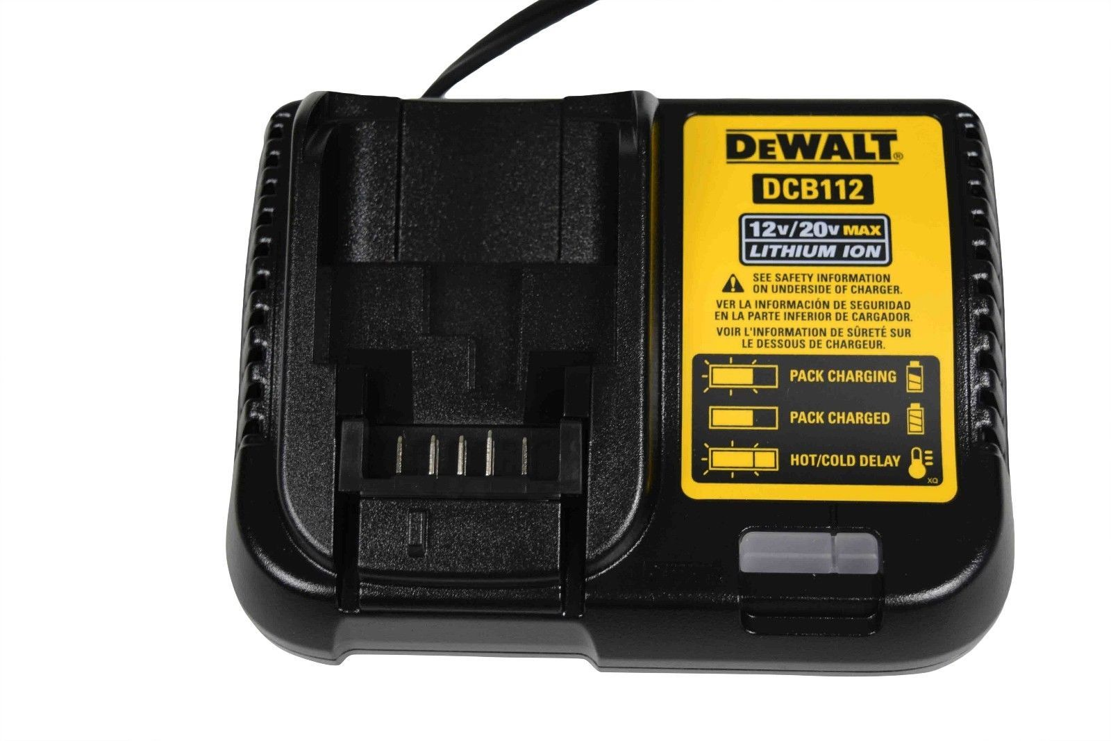 Dewalt-DCB112-NBX-20V-Lithium-Ion-Battery-Charger-image-2