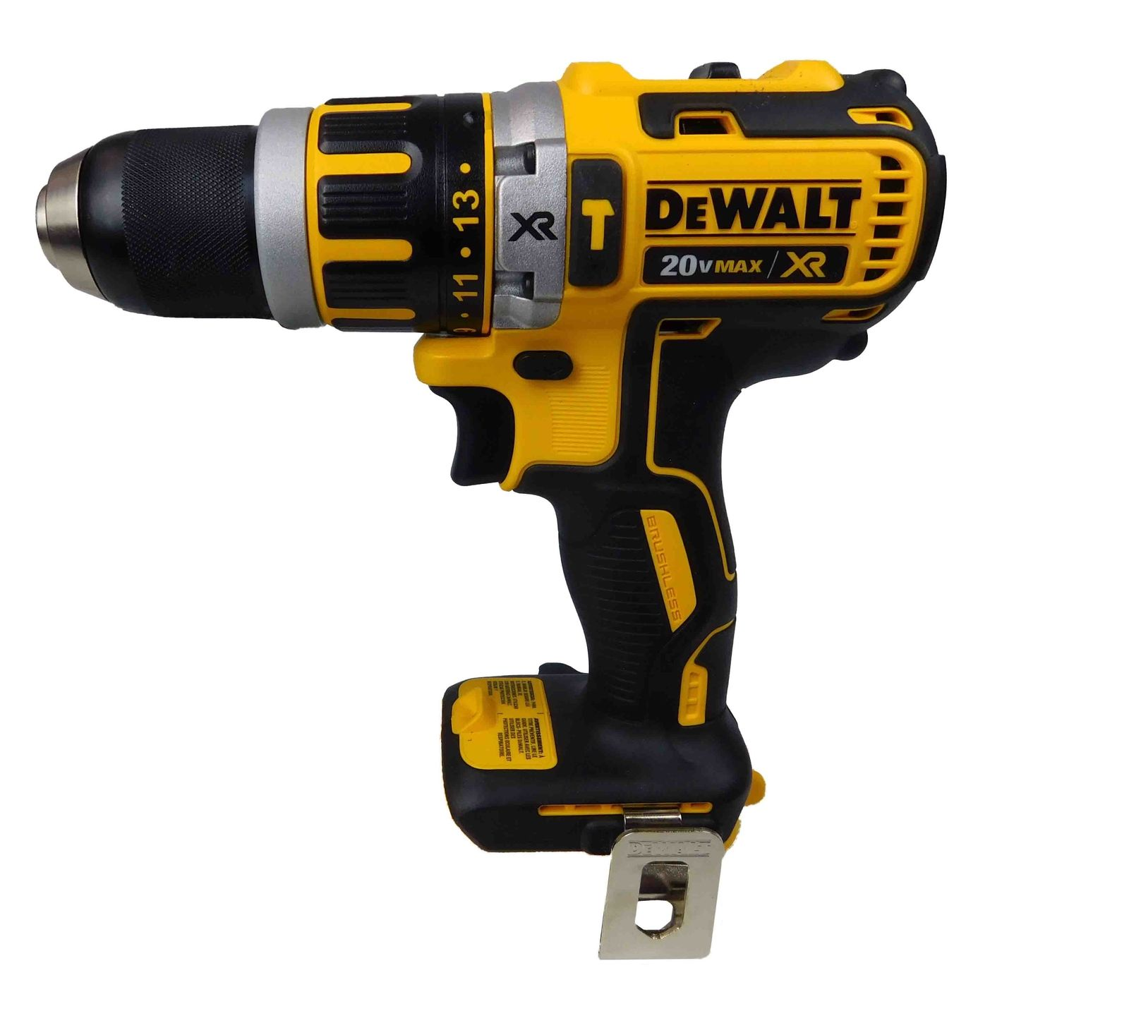 Dewalt-DCD796B-20V-Brushless-Hammer-Drill-DCB204-4-Ah-Battery-Pack-image-2