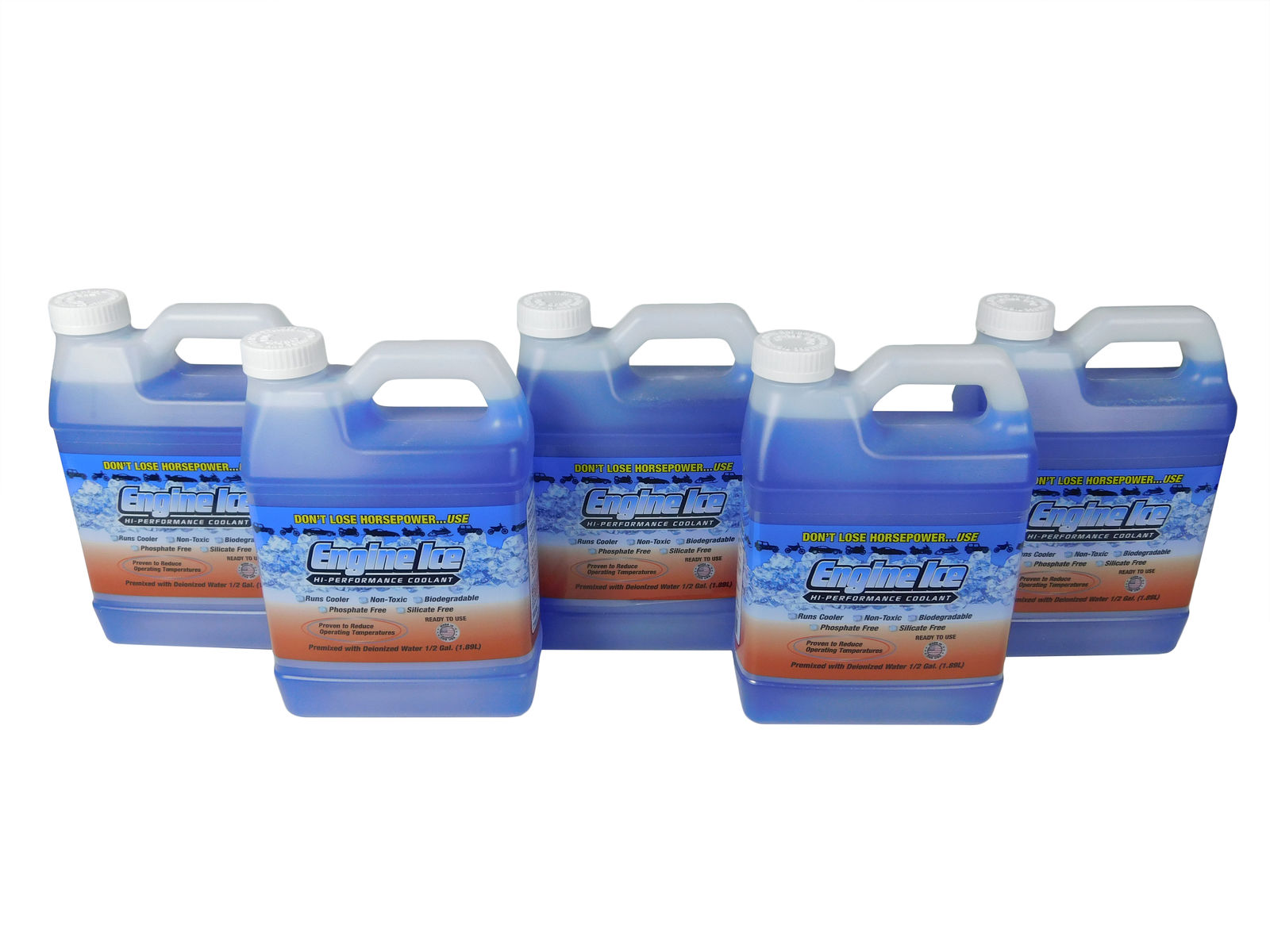 Engine-Ice-TYDS008-03-High-Performance-Coolant-0.5-gallon-5-Pack-image-1