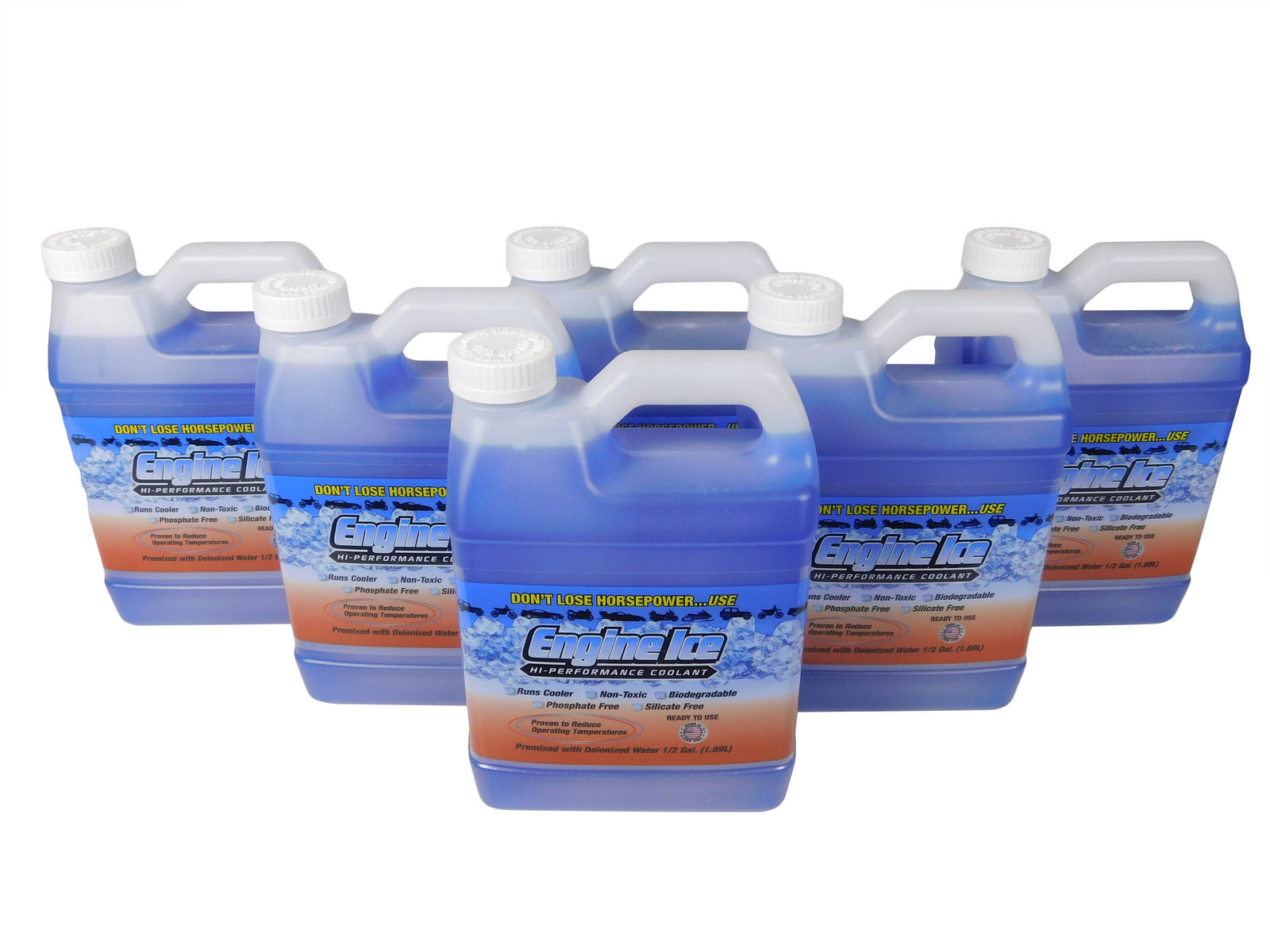 Engine-Ice-TYDS008-03-High-Performance-Coolant-0.5-gallon-6-Pack-image-1