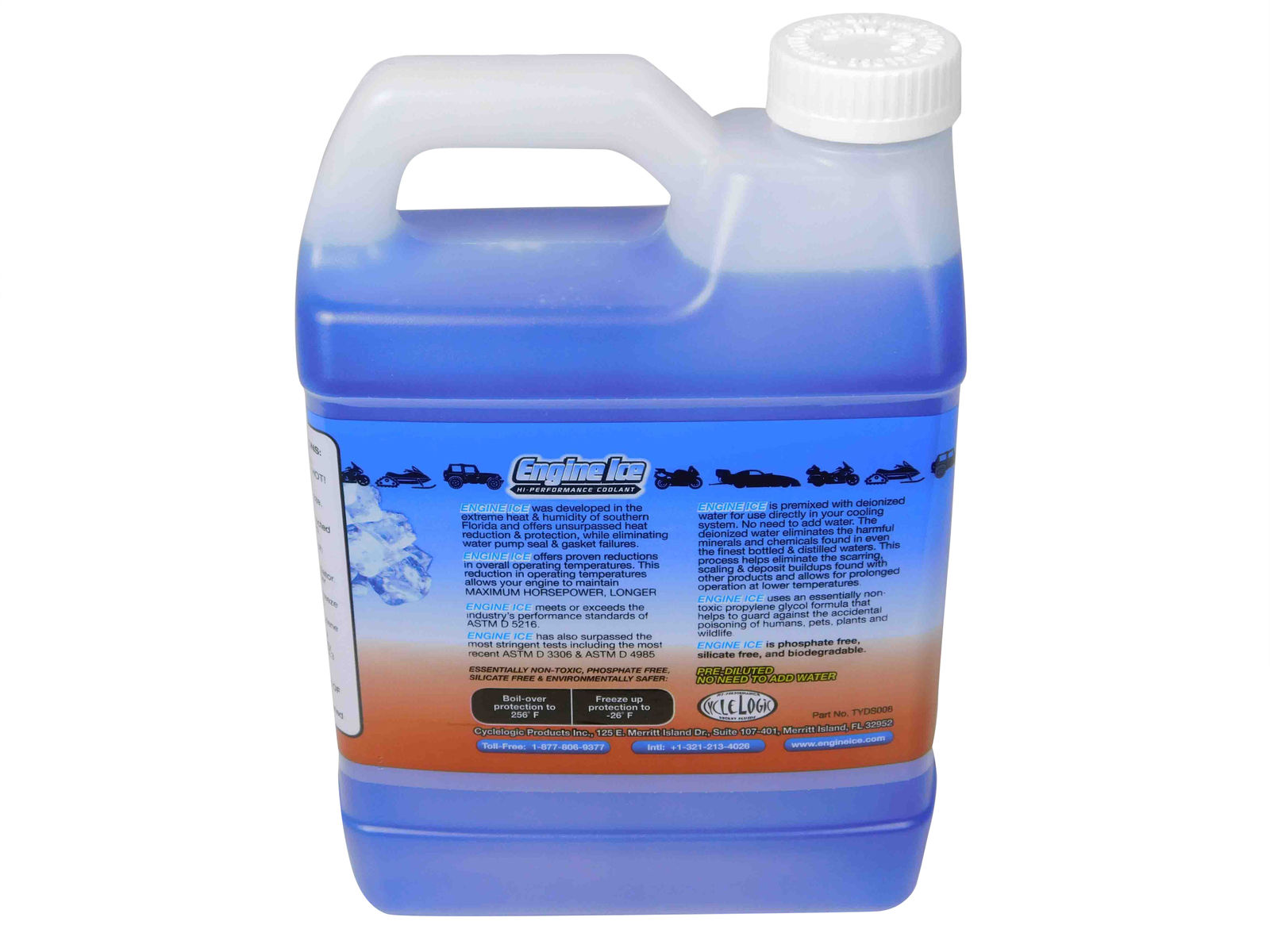 Engine-Ice-TYDS008-03-High-Performance-Coolant-0.5-gallon-6-Pack-image-3