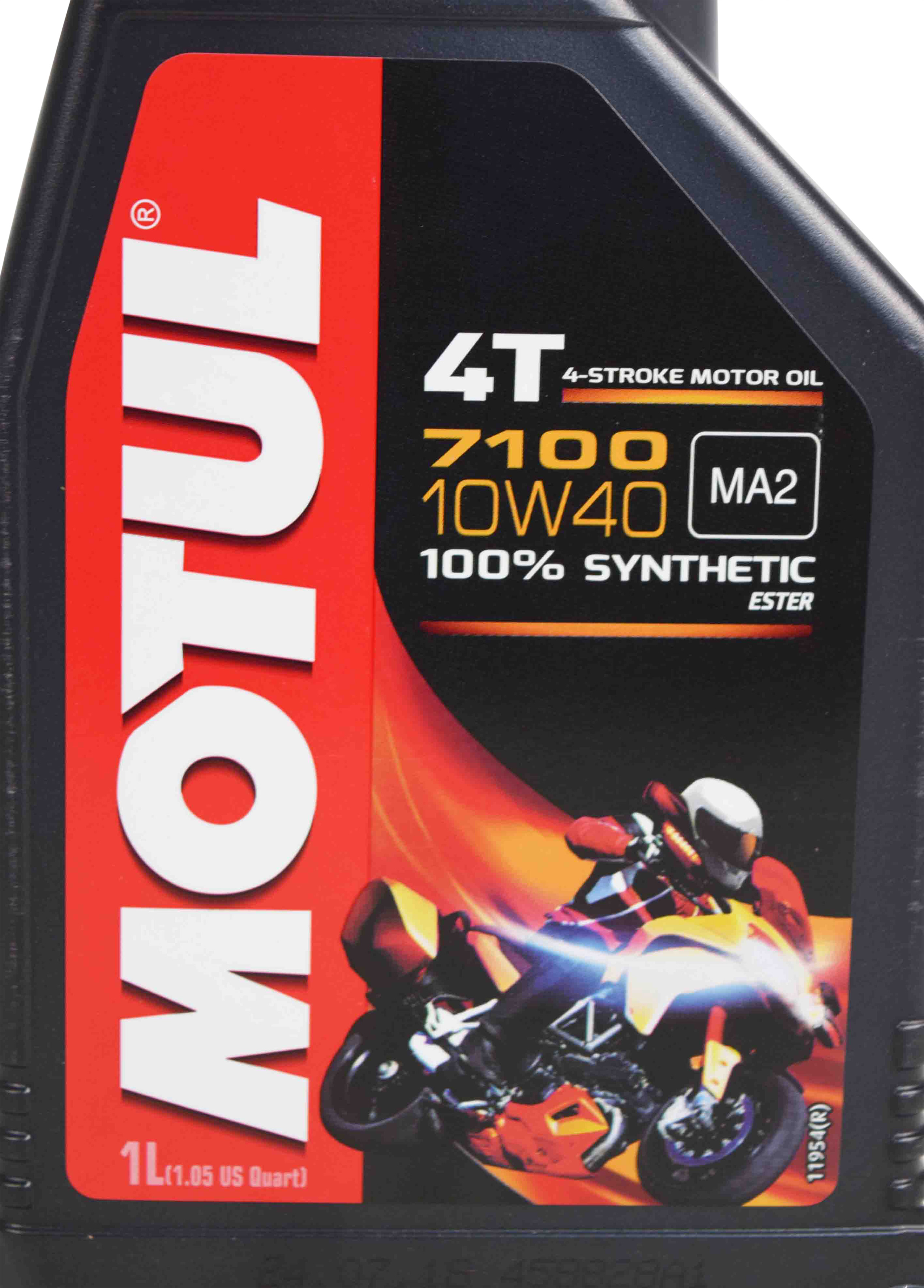 Motul-104091-7100-Ester-4T-Fully-Synthetic-10W-40-Petrol-Engine-Oil-for-Bikes-1-L-image-5