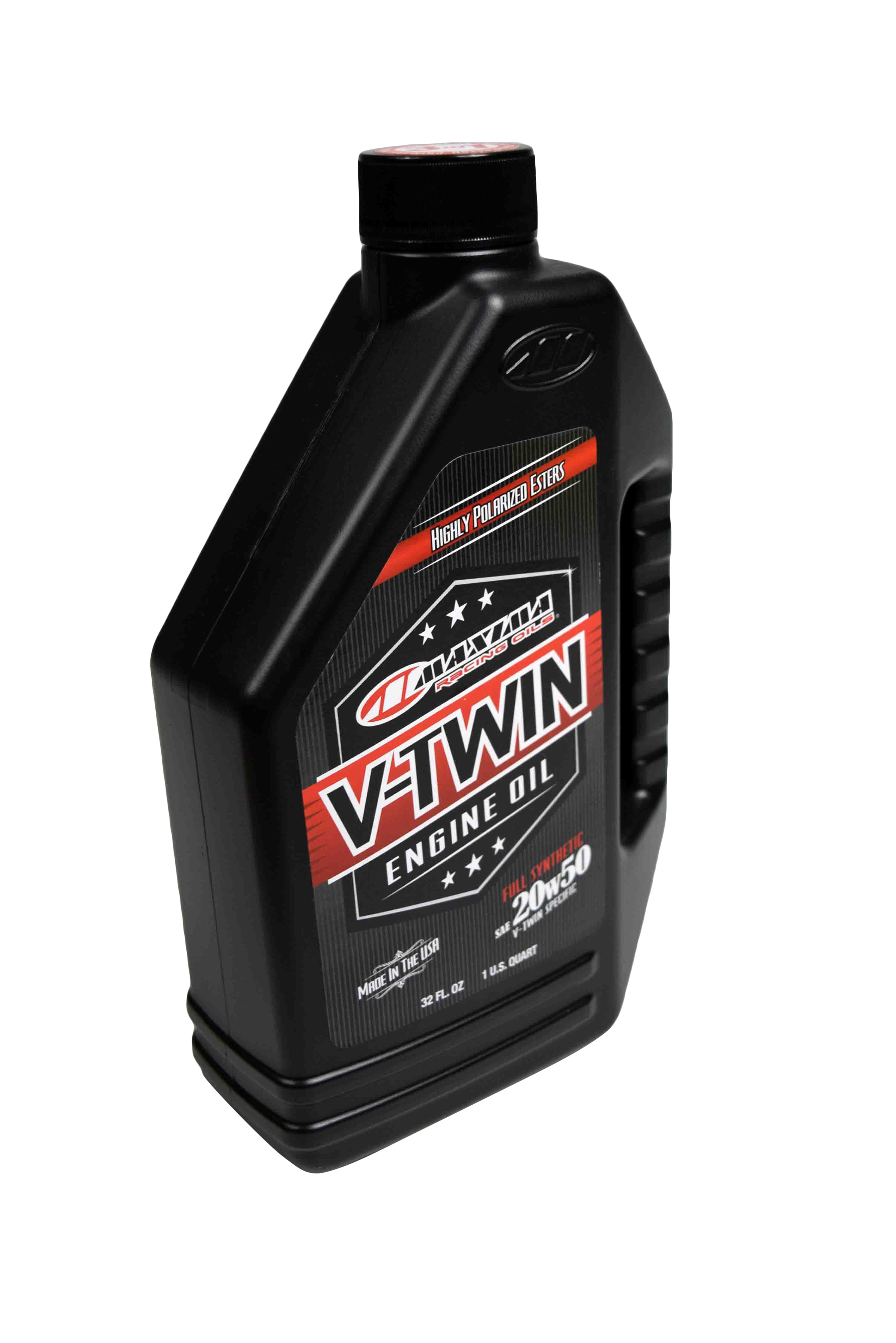 Maxima-Racing-Oils-30-11901-20w50-V-Twin-Full-Synthetic-Engine-Oil-32-fl.-oz.-image-2