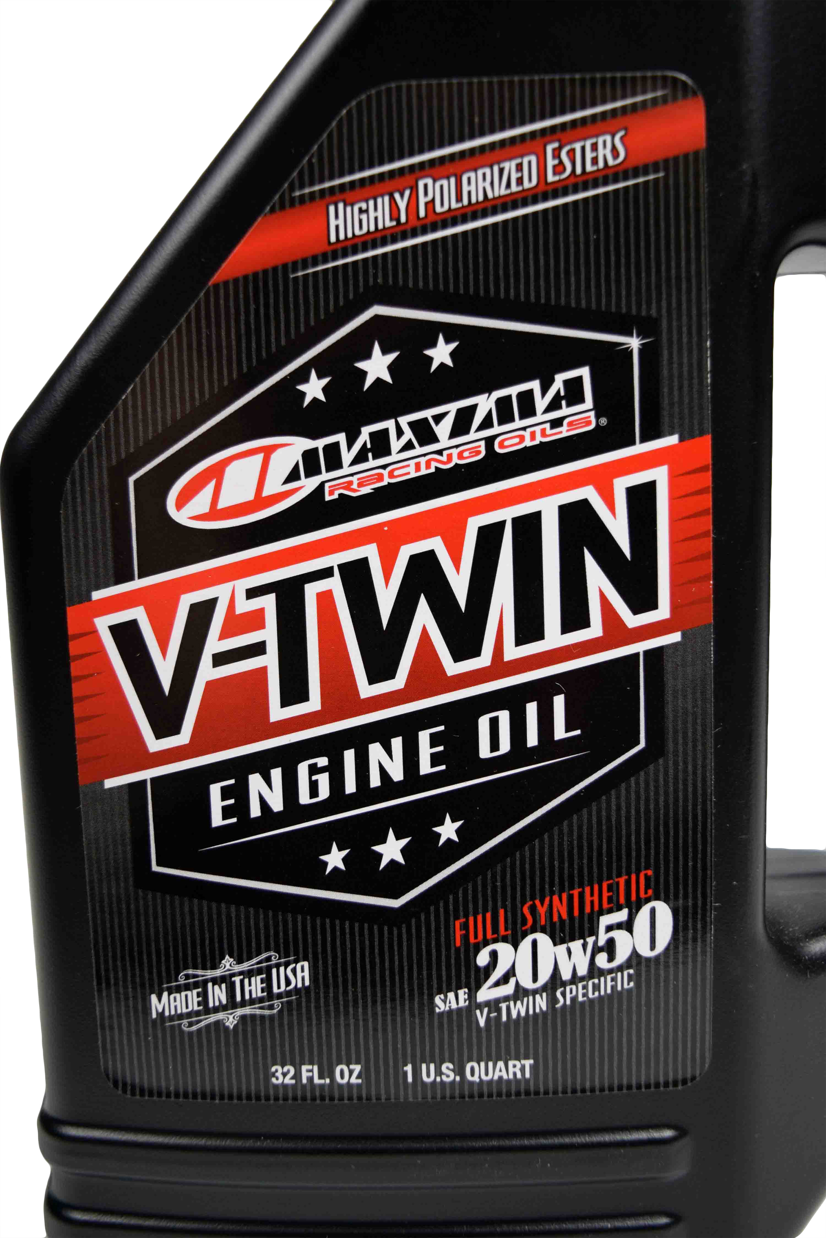 Maxima-Racing-Oils-30-11901-20w50-V-Twin-Full-Synthetic-Engine-Oil-32-fl.-oz.-image-4