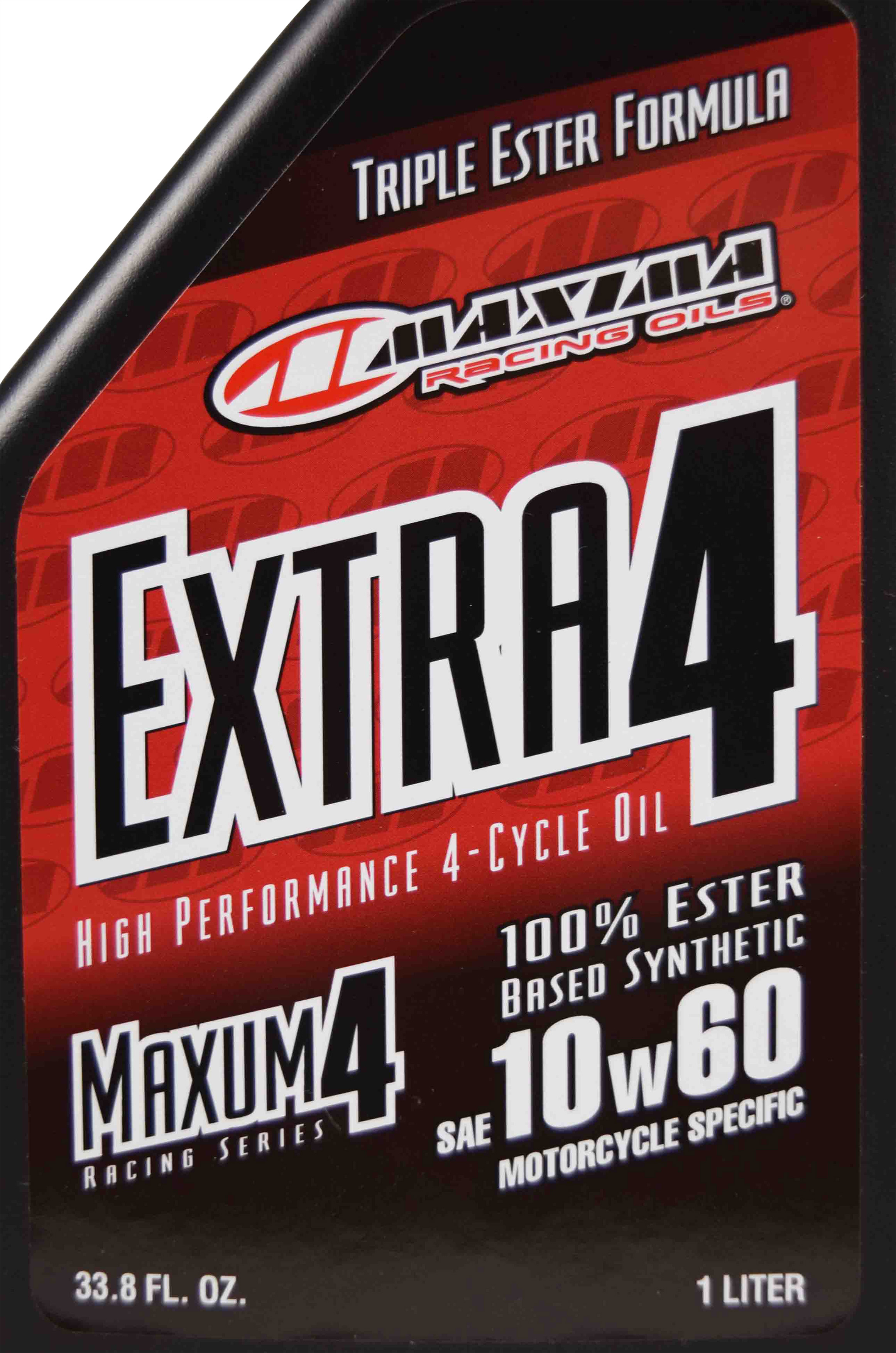 Maxima-30-30901-Extra4-10W-60-Synthetic-4T-Motorcycle-Engine-Oil-1-Liter-Bottle-image-4