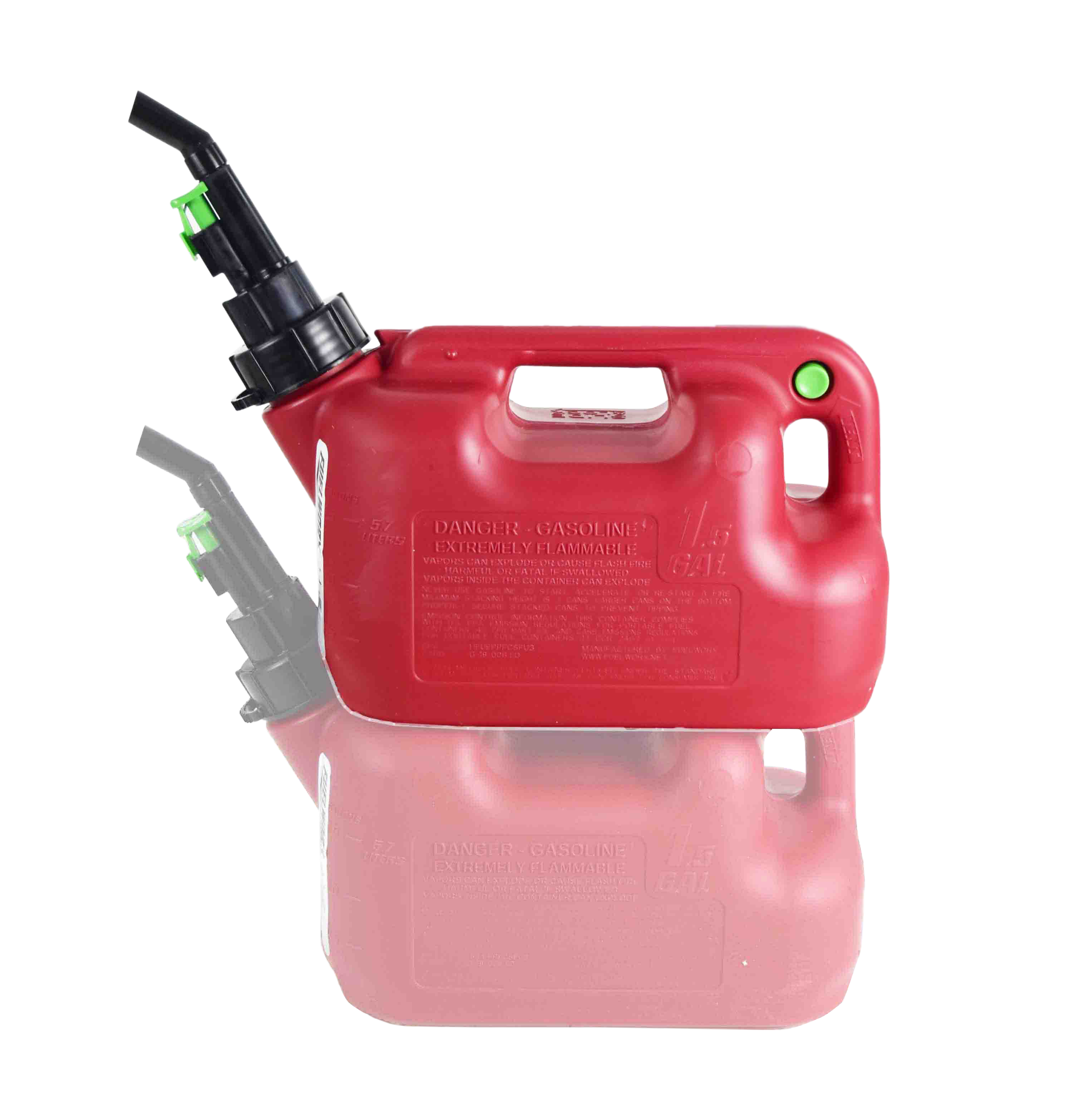 Fuelworx-Red-1.5-Gallon-Stackable-Fast-Pour-Gas-Fuel-Cans-CARB-Compliant-Made-in-The-USA-1.5-Gallon-Gas-Can-Single-image-1