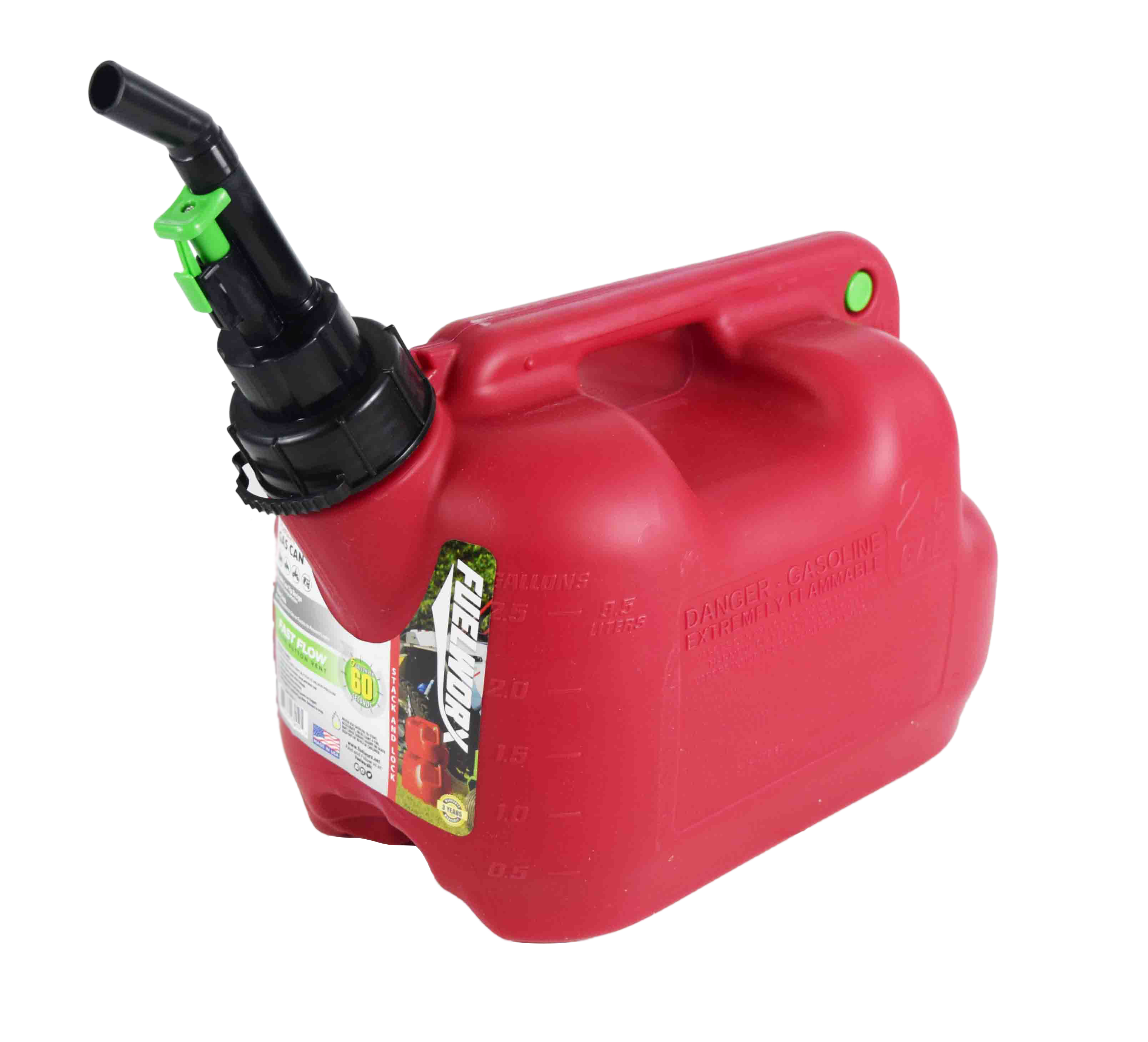 Fuelworx-Red-2.5-Gallon-Stackable-Fast-Pour-Gas-Fuel-Cans-CARB-Compliant-Made-in-The-USA-2.5-Gallon-Gas-Single-Can-image-4