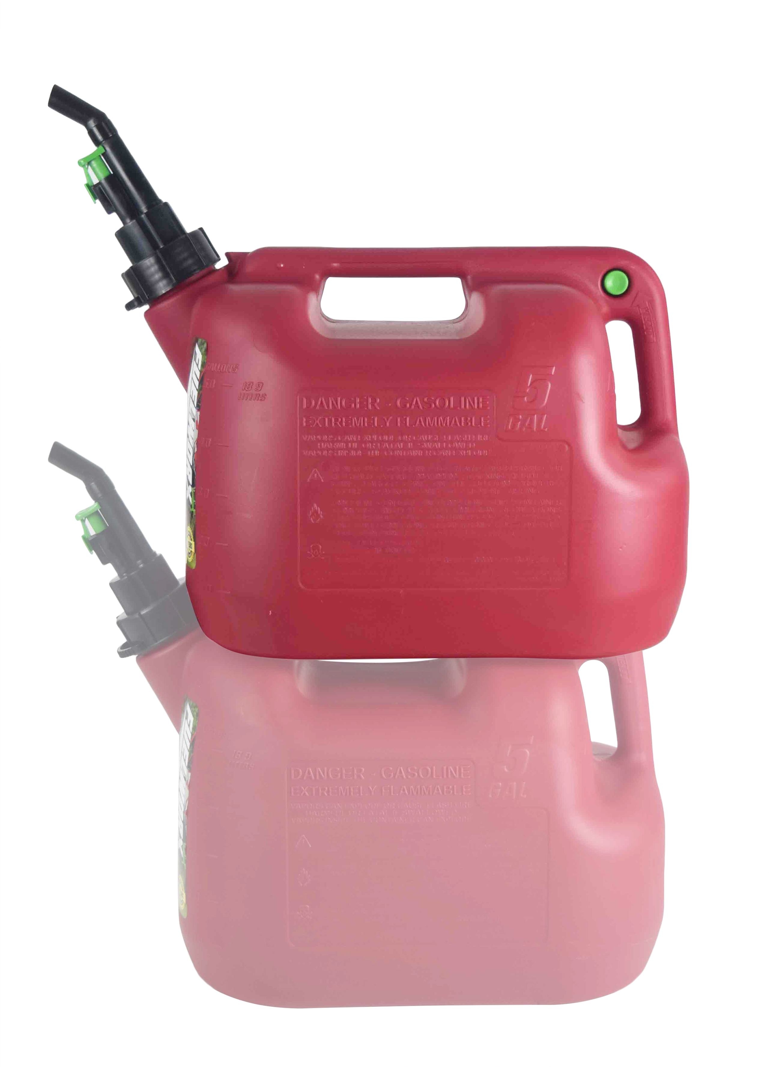 Fuelworx-Red-5-Gallon-Stackable-Fast-Pour-Gas-Fuel-Can-CARB-Compliant-Made-in-The-USA-5-Gallon-Gas-Can-Single-image-1