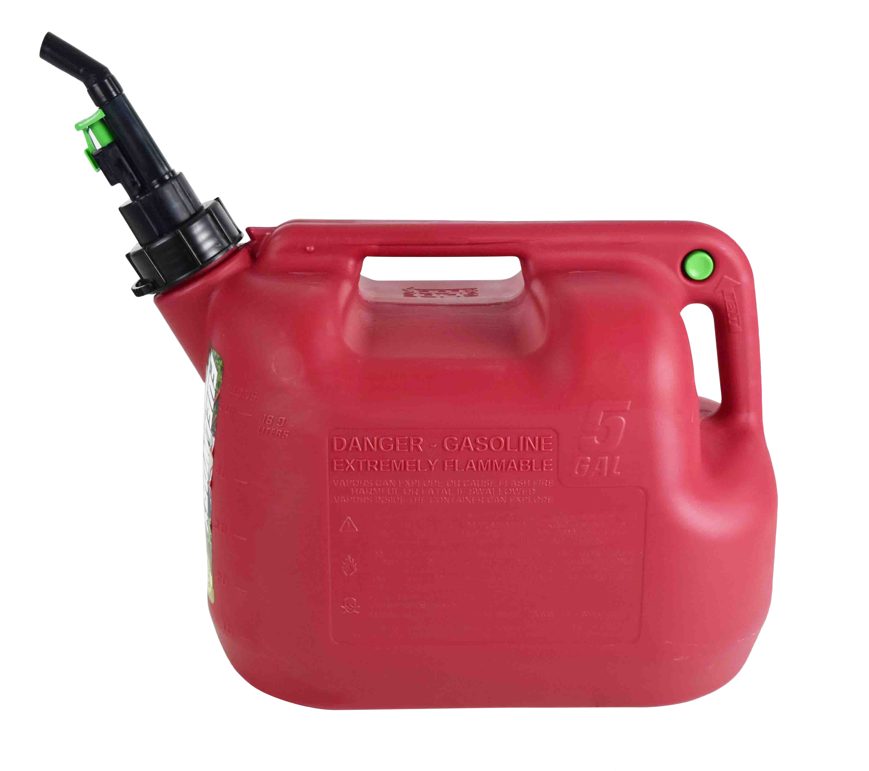 Fuelworx-Red-5-Gallon-Stackable-Fast-Pour-Gas-Fuel-Can-CARB-Compliant-Made-in-The-USA-5-Gallon-Gas-Can-3-Pack-image-4