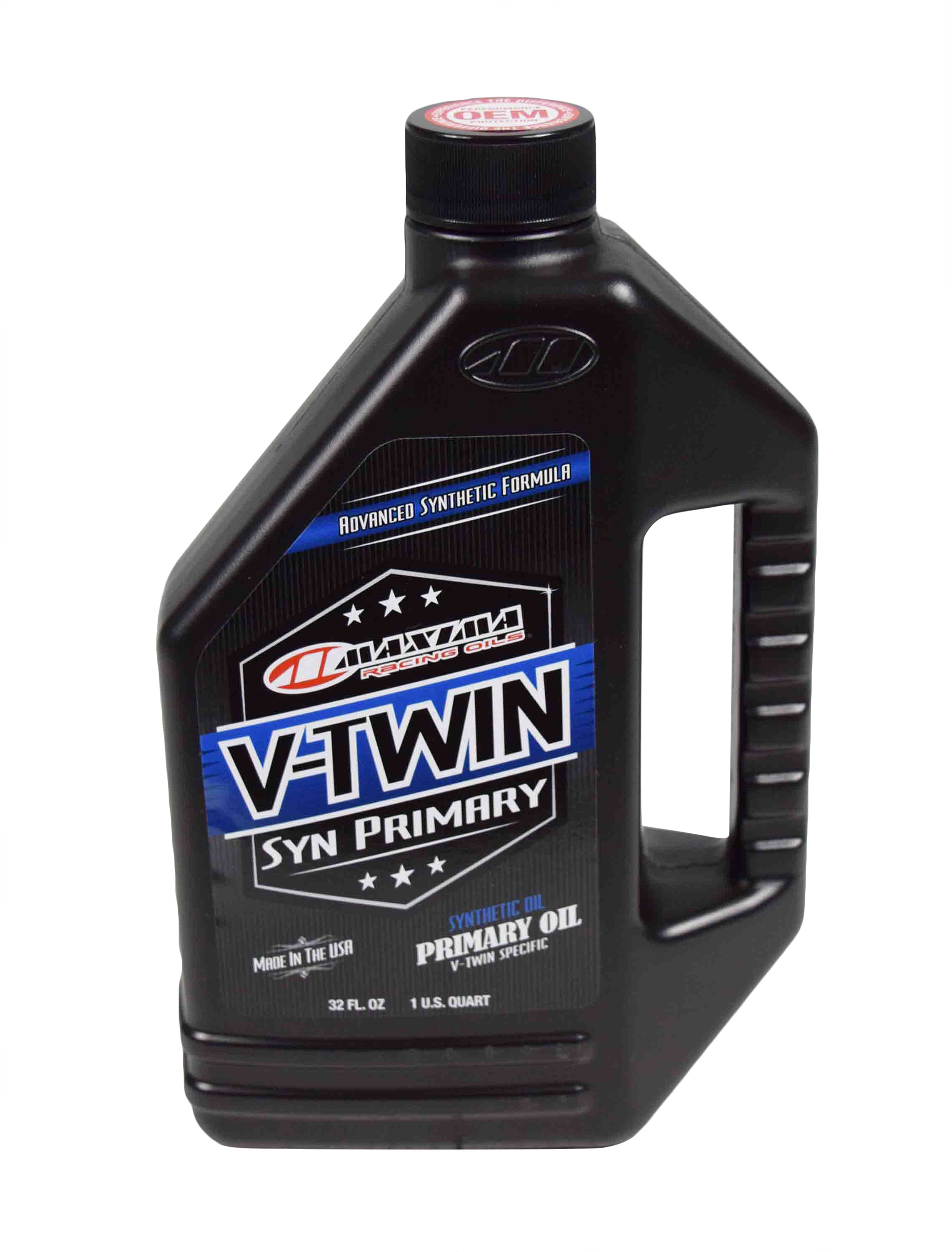 Maxima-40-05901-1-quart-V-Twin-Synthetic-Primary-Oil-32-fl.-oz-1-Pack-image-1