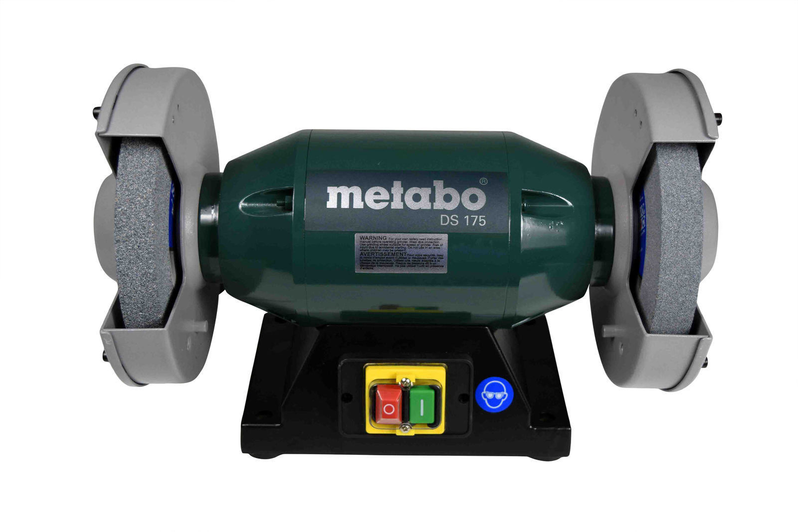 Metabo 619175420 Ds 175 7 In 3 7 Amp Bench Grinder Ds 175