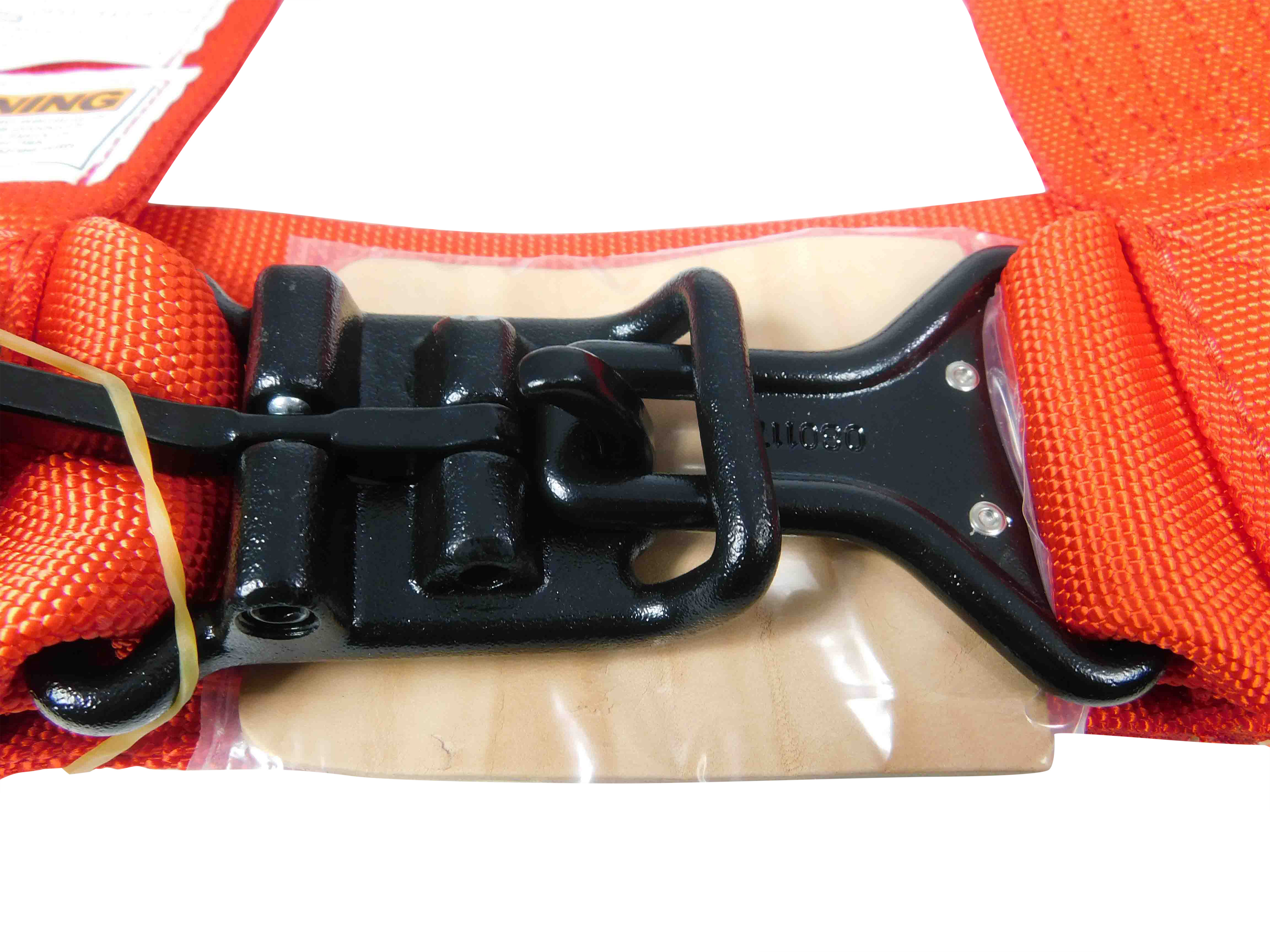 Pro-Armor-A114230RD-4-Point-3inch-Harness-with-Sewn-in-Pads-Red-image-4
