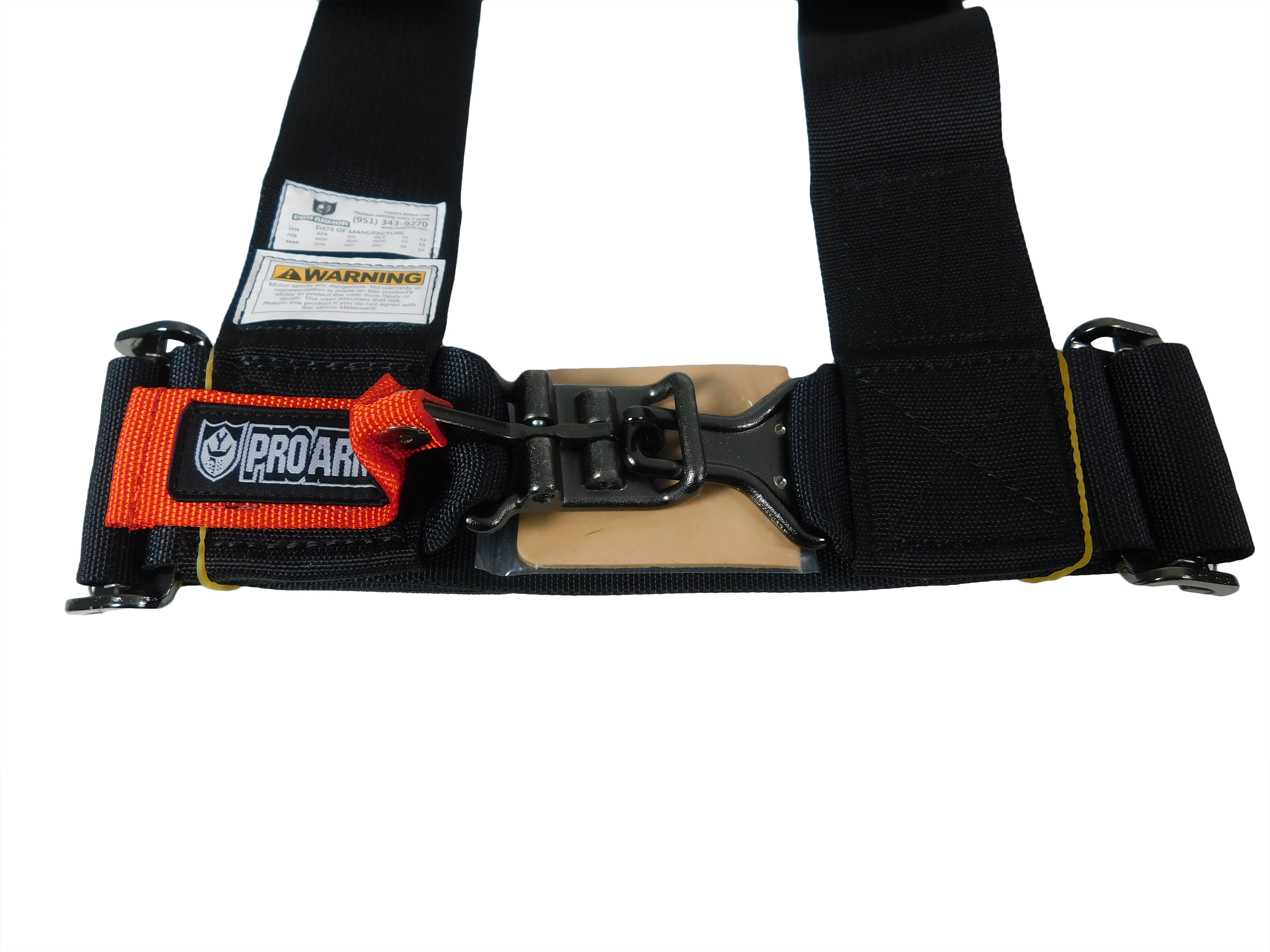 Pro-Armor-A115235-5-Point-3inch-Harness-with-Sewn-In-Pads-Special-Edition-image-4