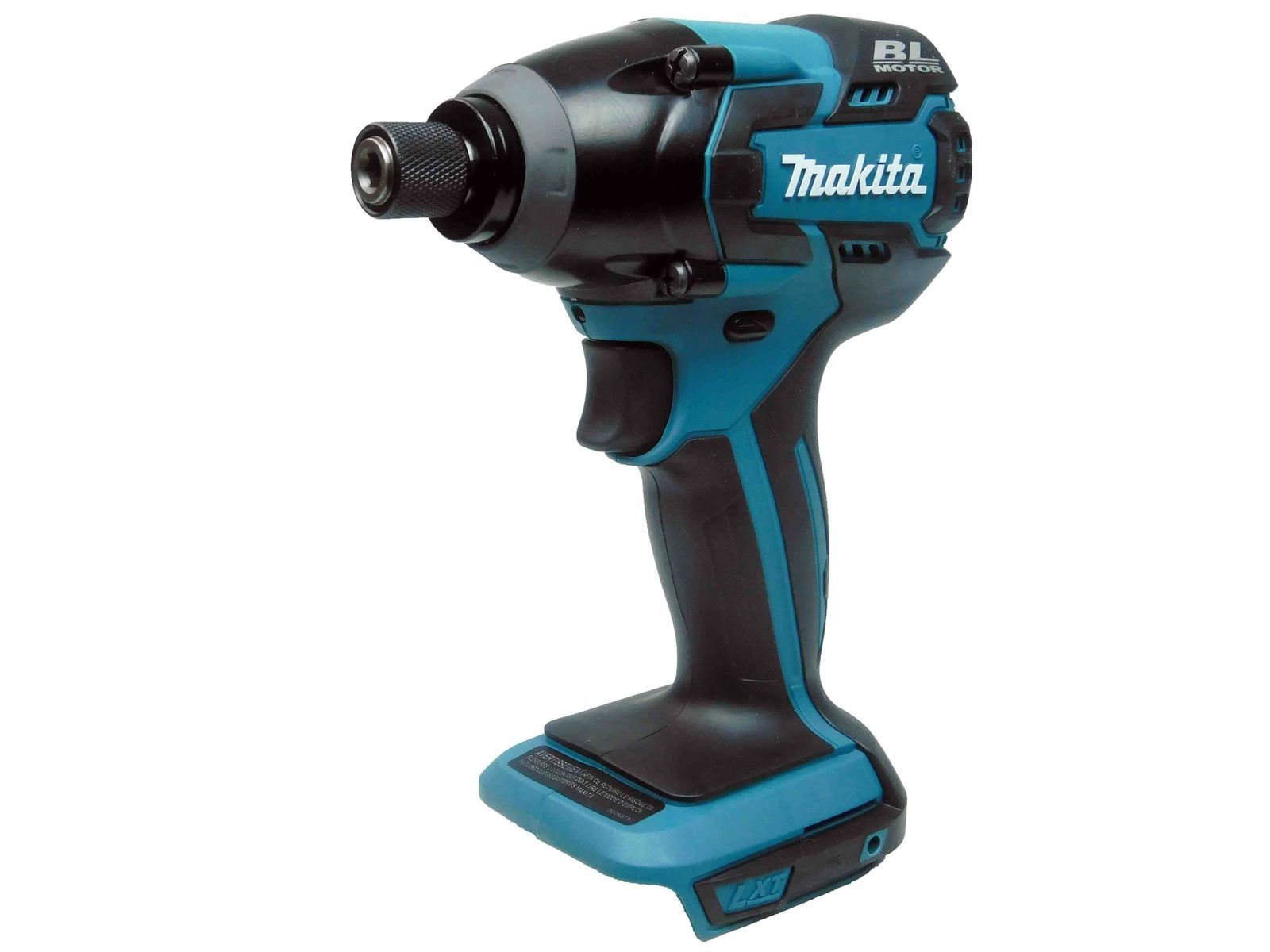 Makita-18V-XDT08-LXT-Lithium-Ion-Brushless-1-4-in.-Cordless-Impact-Driver-image-1