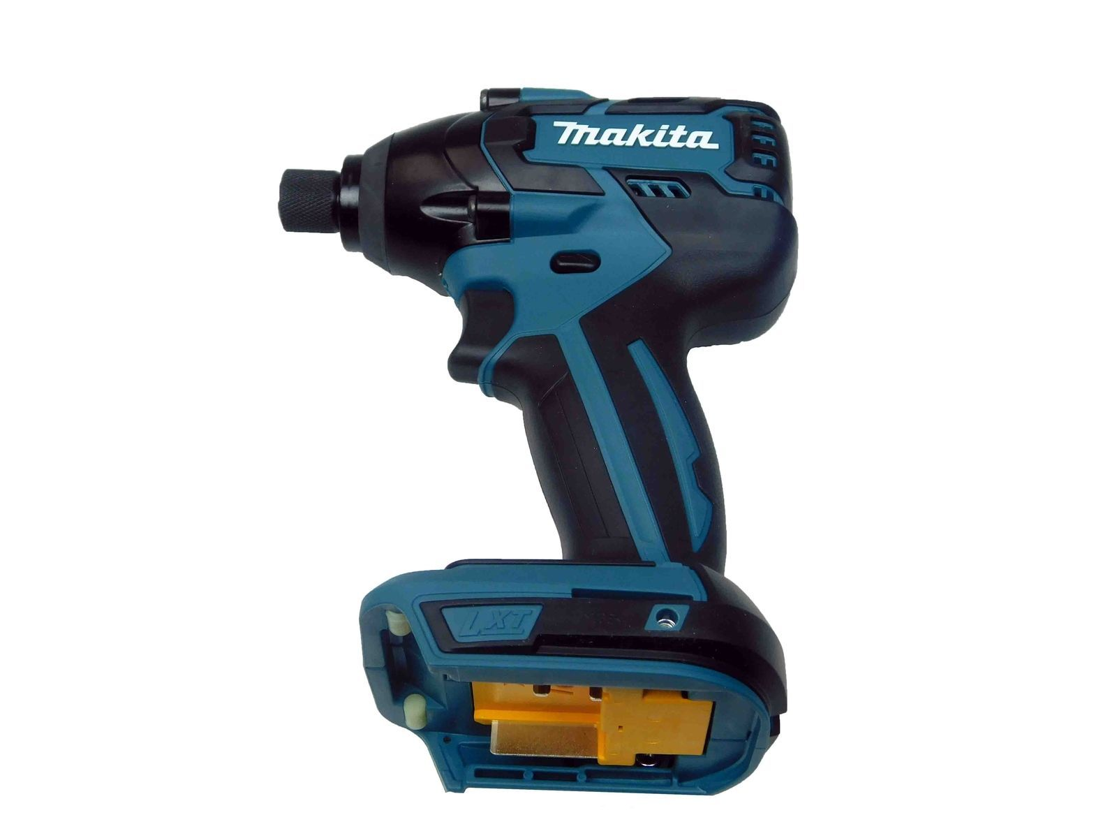 Makita-18V-XDT08-LXT-Lithium-Ion-Brushless-1-4-in.-Cordless-Impact-Driver-image-4