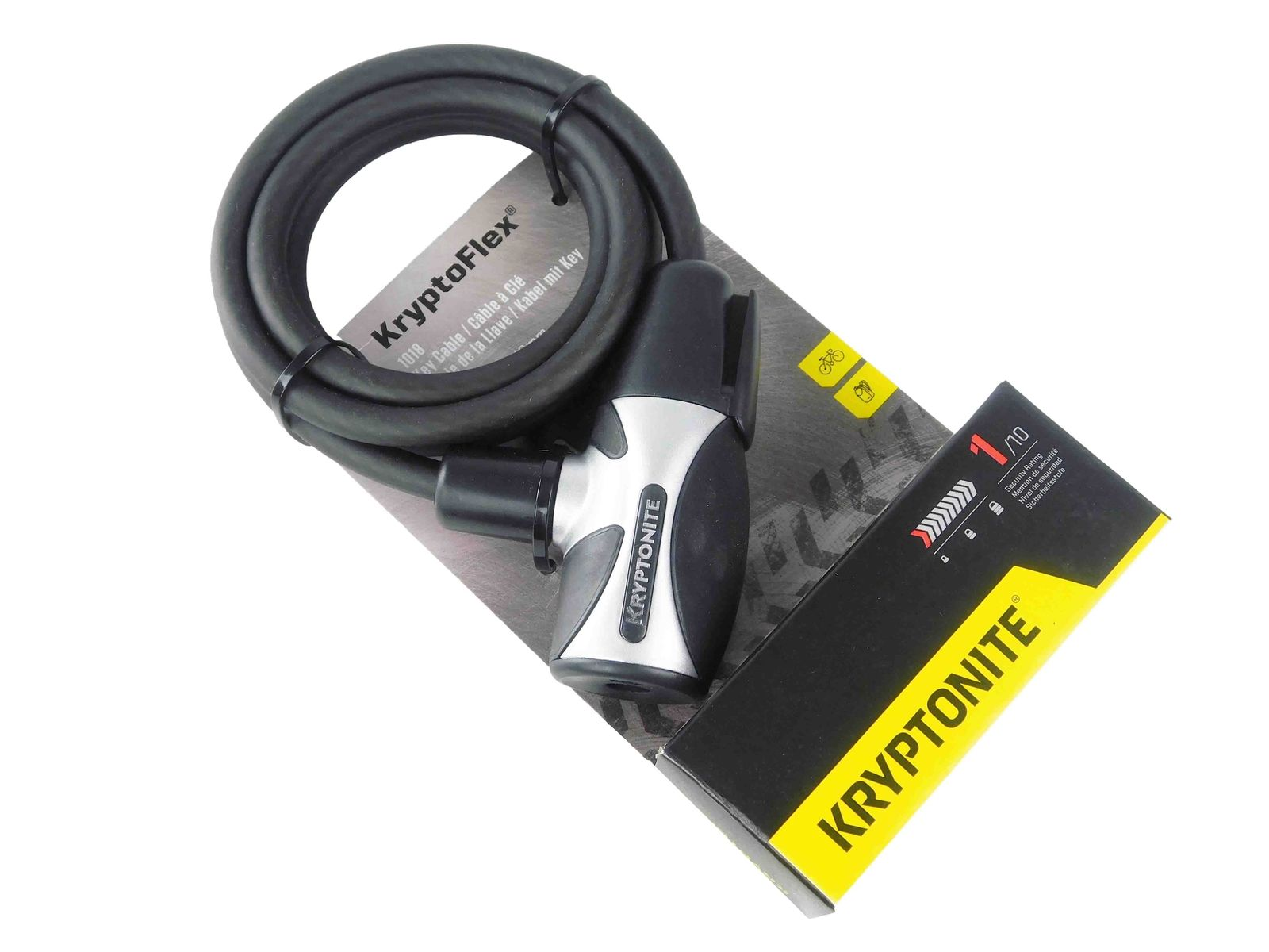 Kryptonite-999805-Kryptoflex-1018-Key-Cable-Bicycle-Lock-10mm-x-6-Foot-image-1